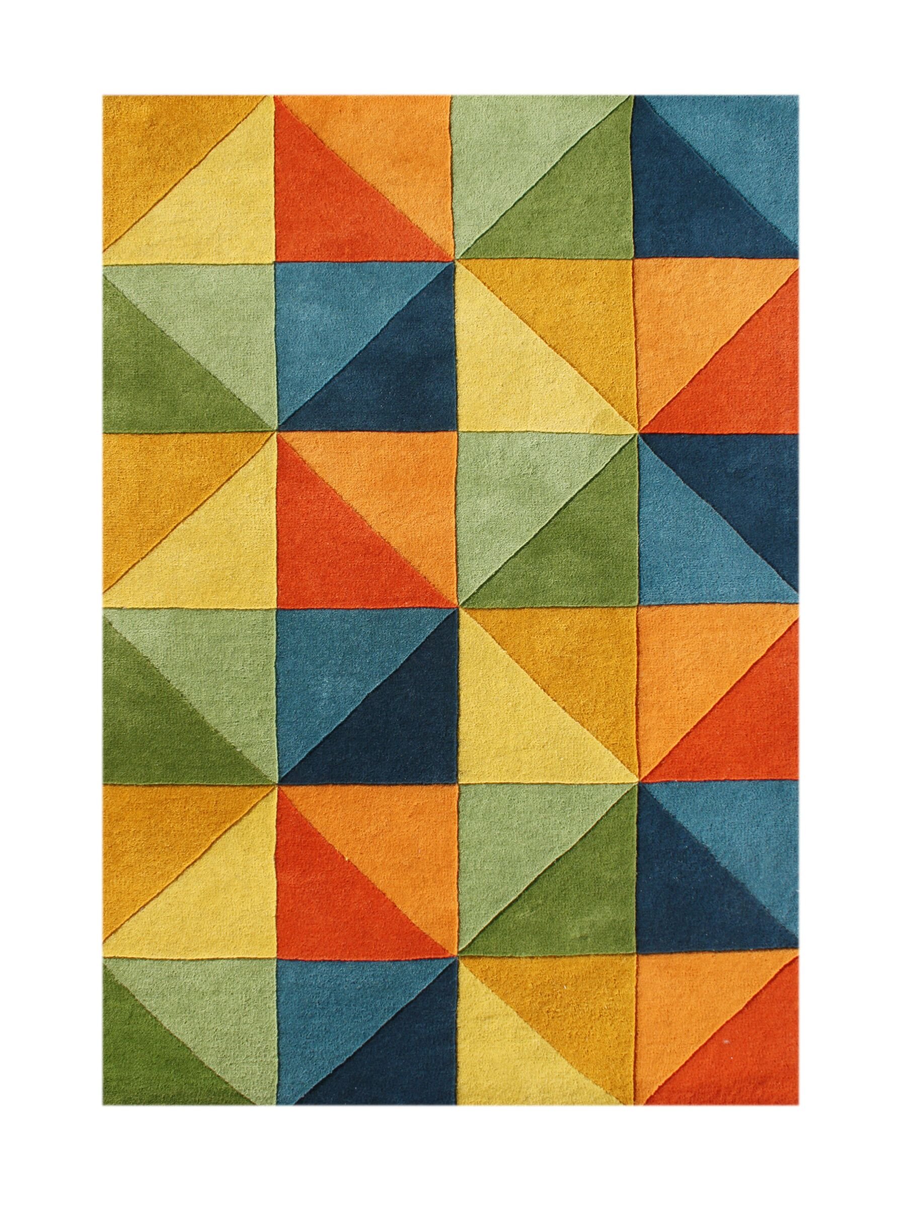 Cabrillo Hand-Tufted Area Rug Rug Size: 9' x 12'
