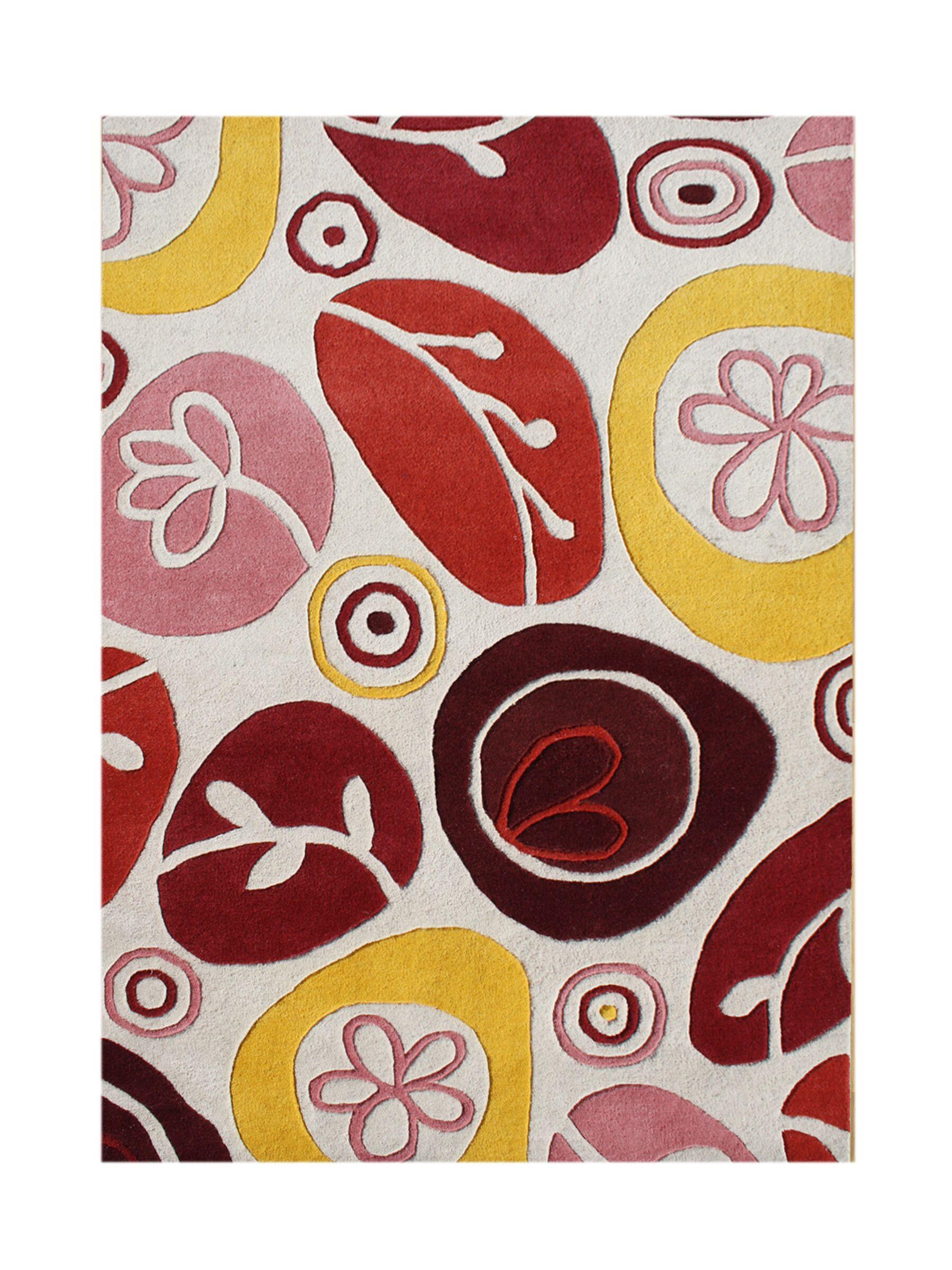 Bernal Hand-Tufted Area Rug Rug Size: 8' x 10'