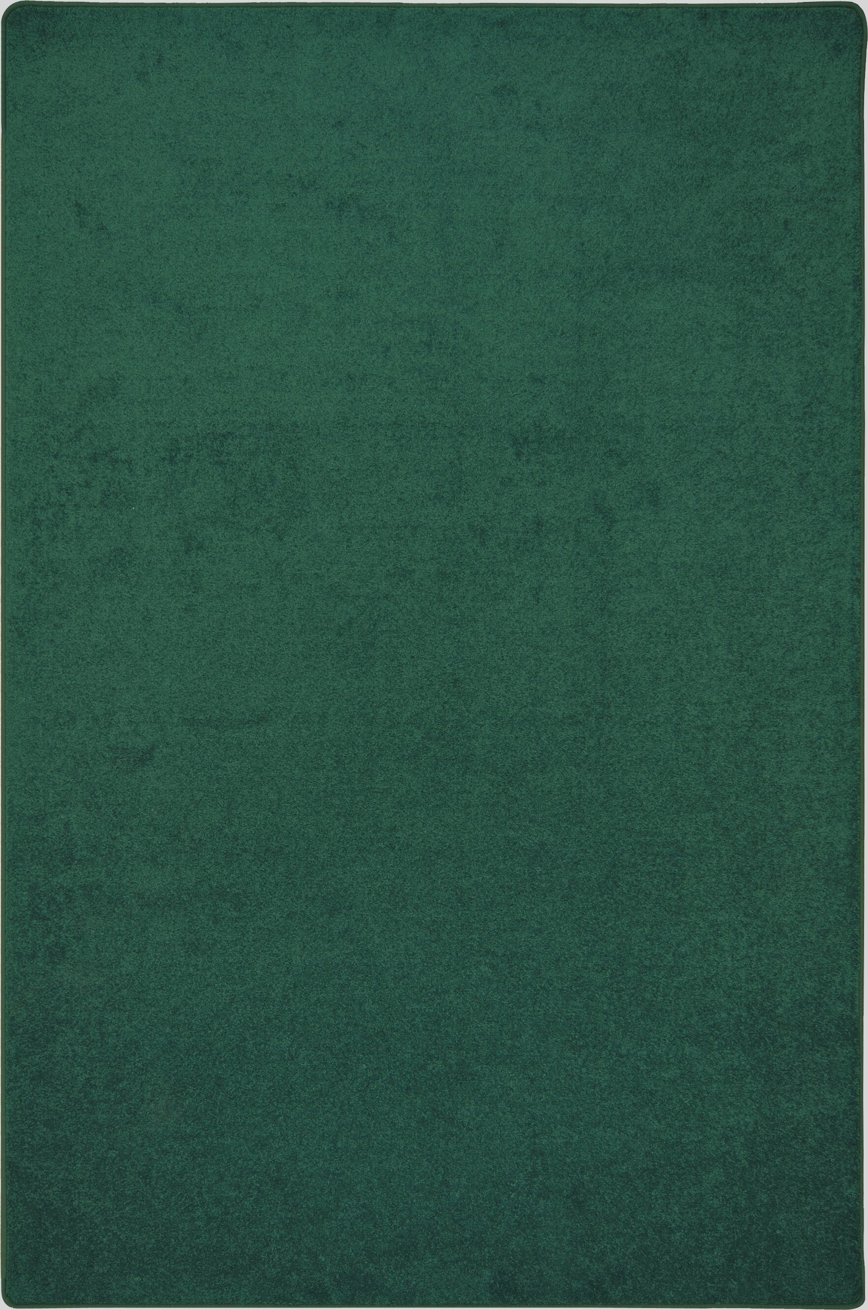 Green Area Rug Rug Size: Rectangle 8' x 12'