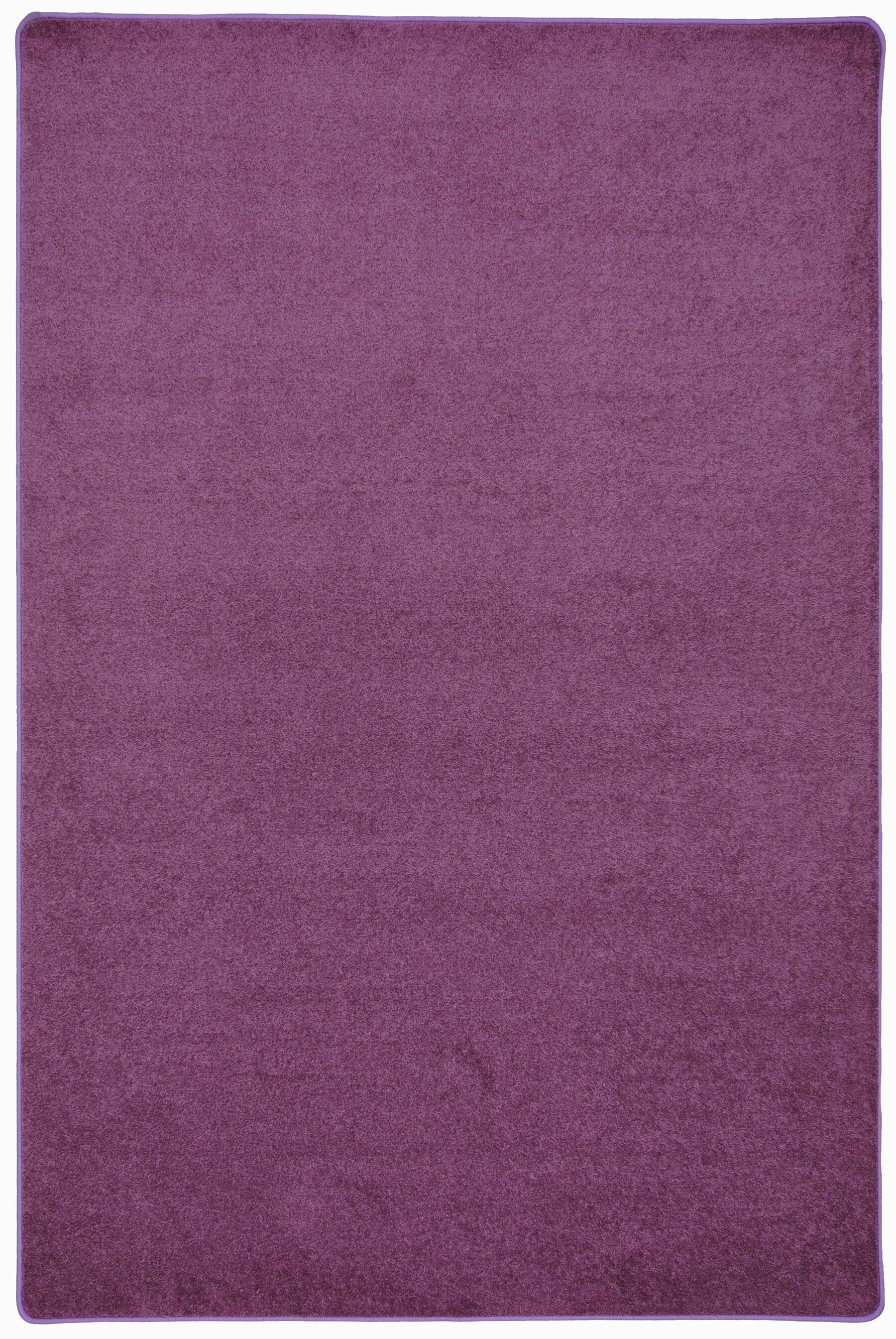 Purple Area Rug Rug Size: Rectangle 12' x 15'