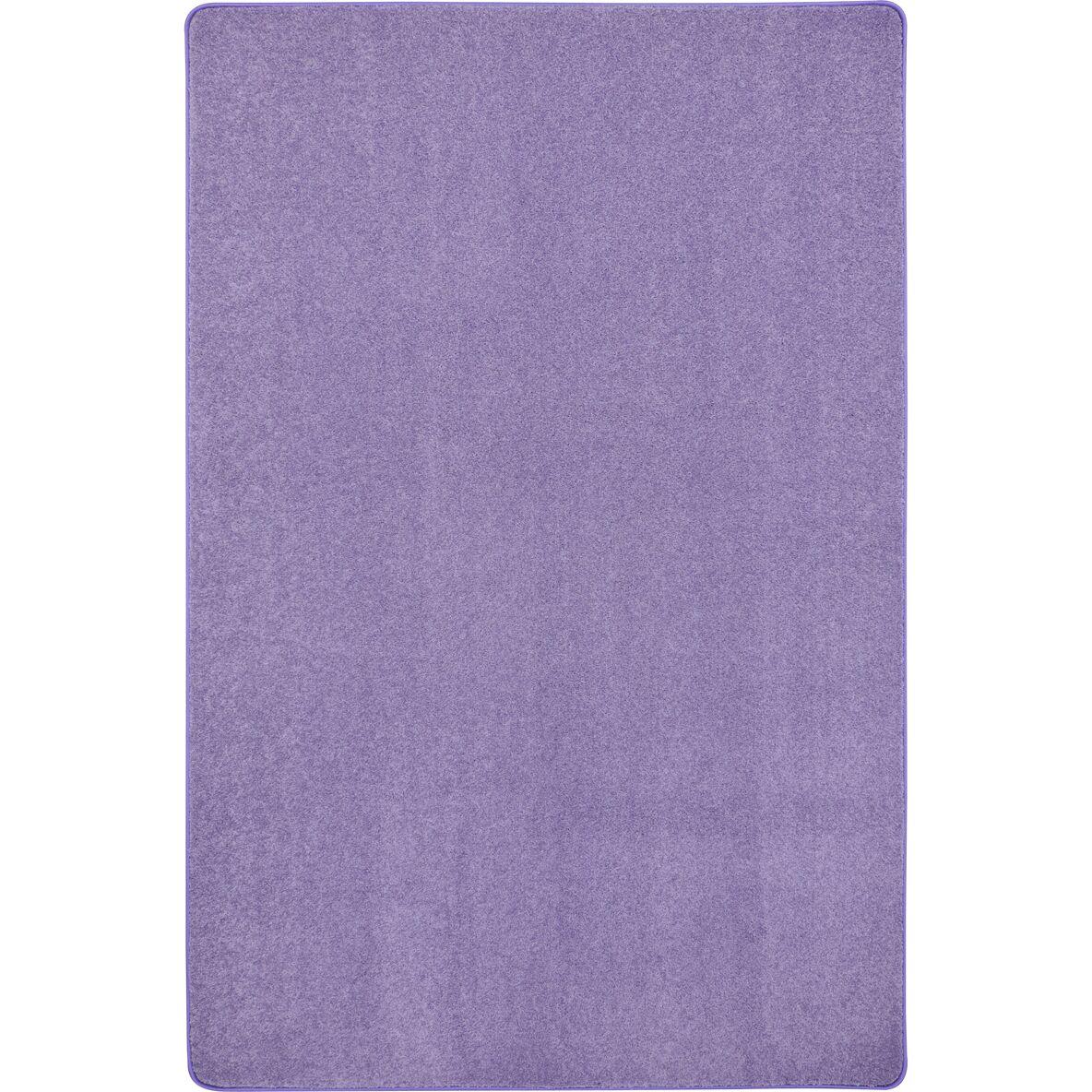 Violet Area Rug Rug Size: Rectangle 6' x 9'