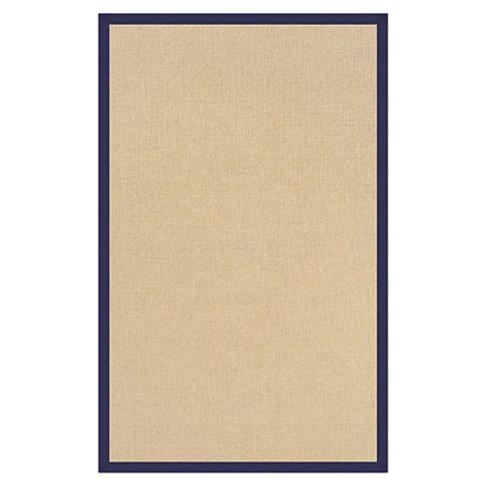 Hand-Tufted Beige Area Rug Rug Size: Rectangle 8' x 11'