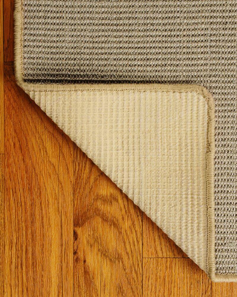 Hand-Woven Beige Area Rug Rug Size: Rectangle 8' x 10'