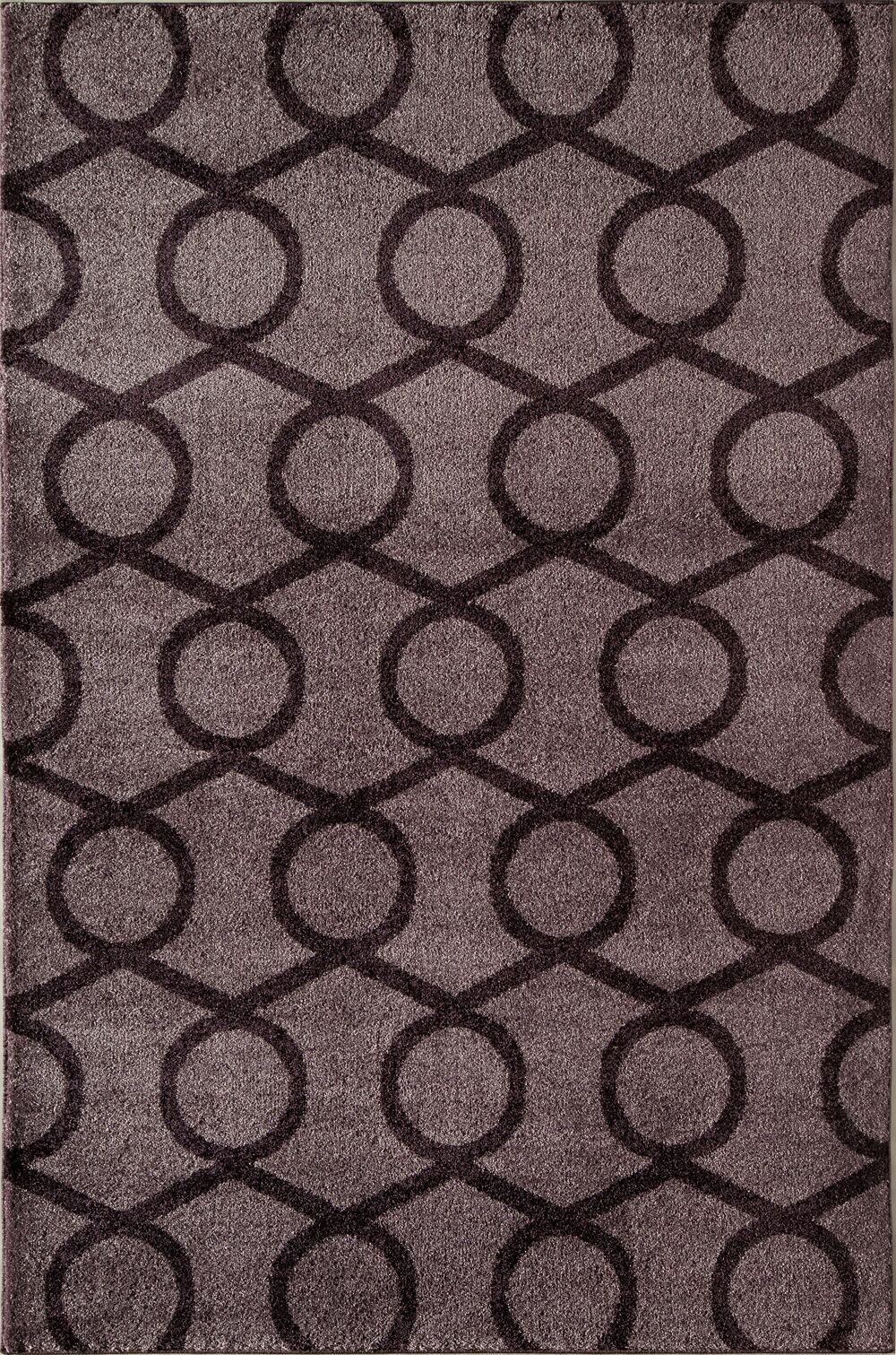 Lavender Area Rug Rug Size: Rectangle 7'10