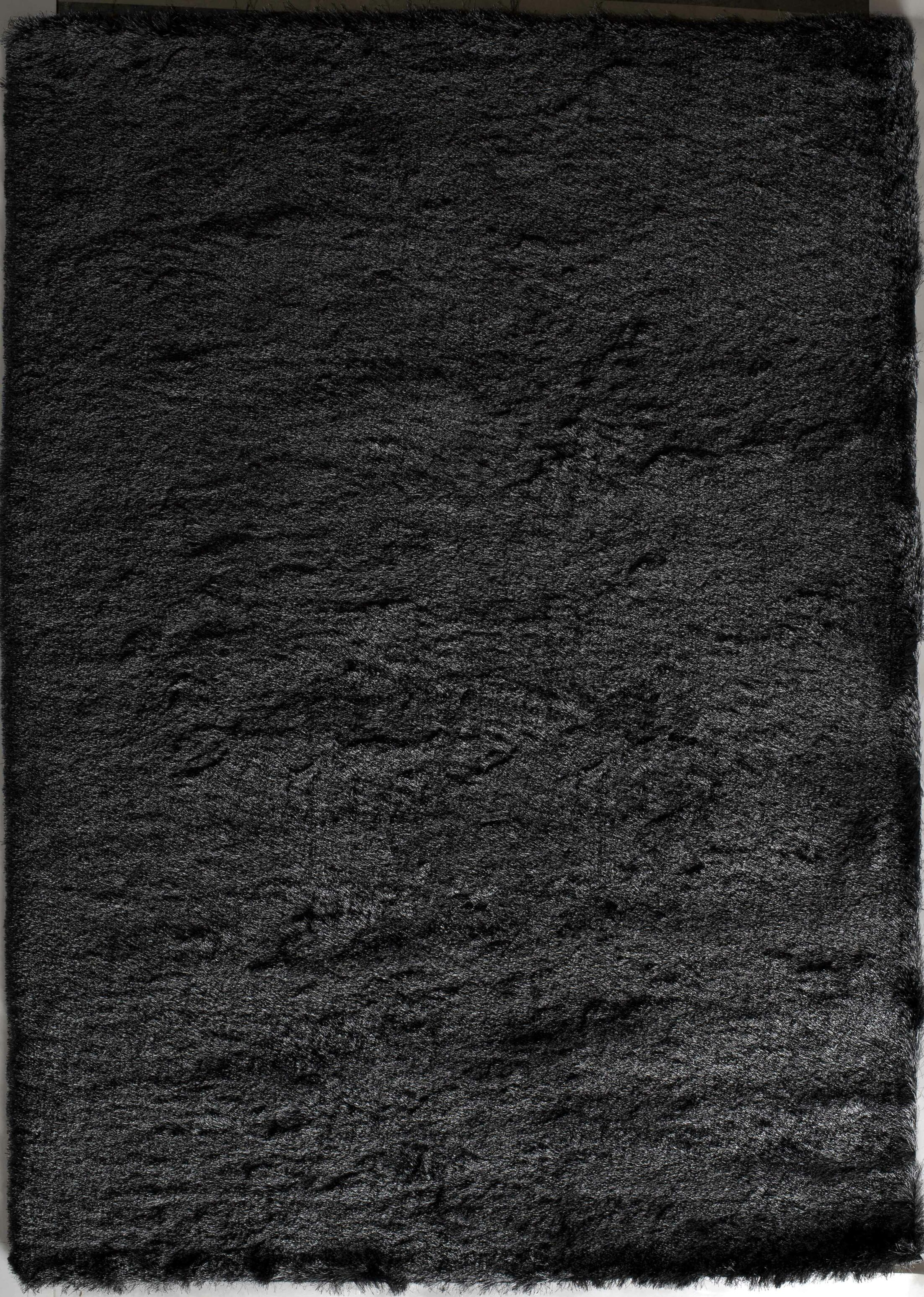 Steel Gray Area Rug Rug Size: Rectangle 7' x 9'