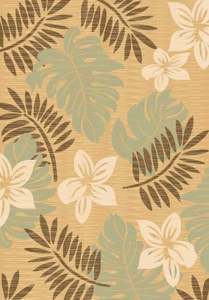 Taupe Area Rug Rug Size: Runner 2'3