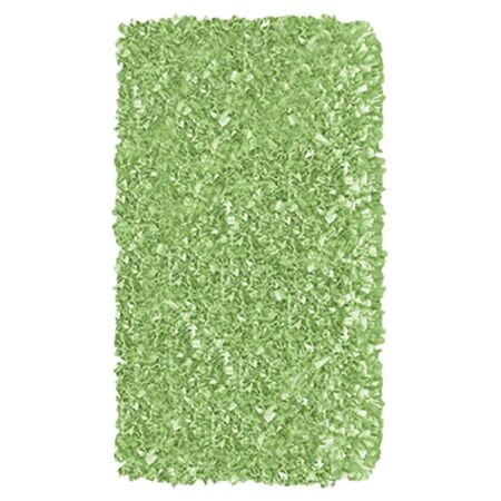 Hand-Woven Sage green Area Rug Rug Size: Rectangle 1'8