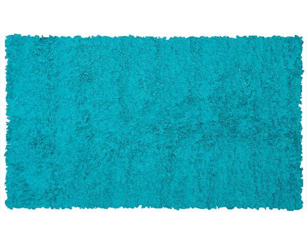 Handmade Teal Area Rug Rug Size: Rectangle 2'8