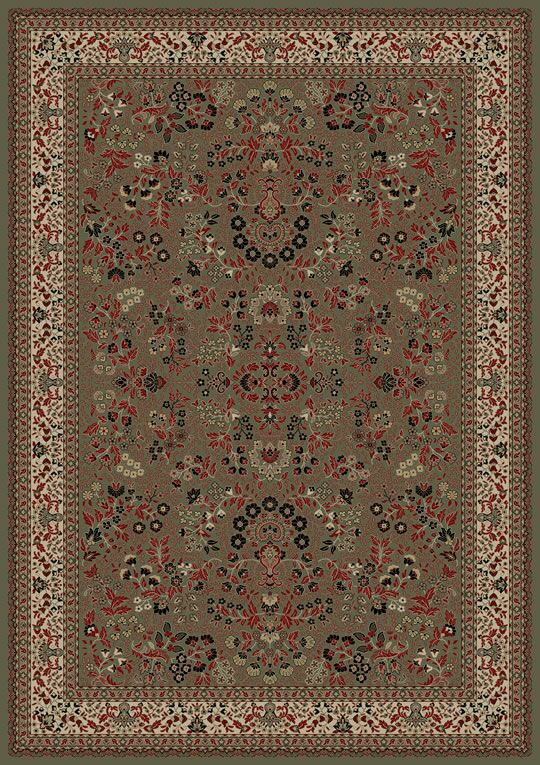 Area Rugs Persian Classics Oriental Sarouk Green Area Rug February 2019