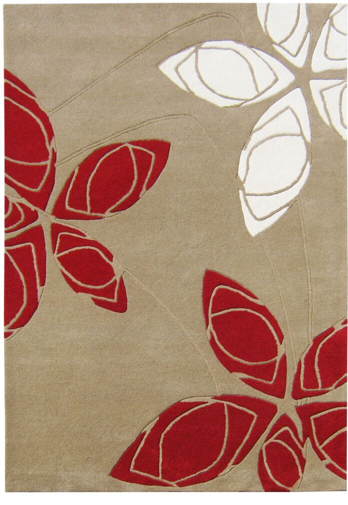Pike Hand-Tufted Area Rug Rug Size: Rectangle 8' x 10'