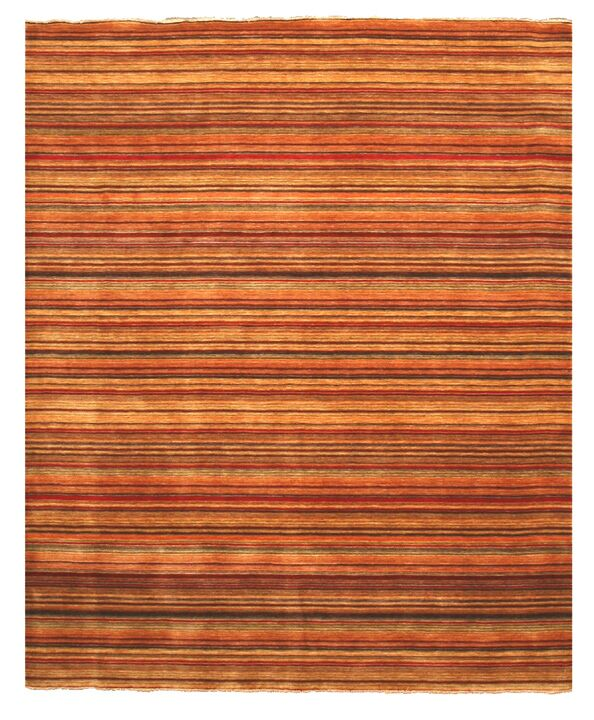 Kovvur Hand-Woven Red Area Rug Rug Size: Rectangle 10' x 14'