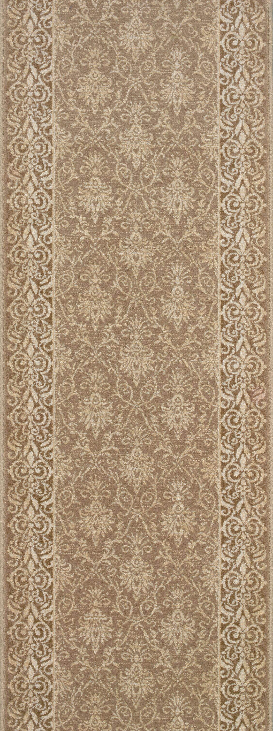 Shahabad Winter Wheat Area Rug Rug Size: Runner 2'2