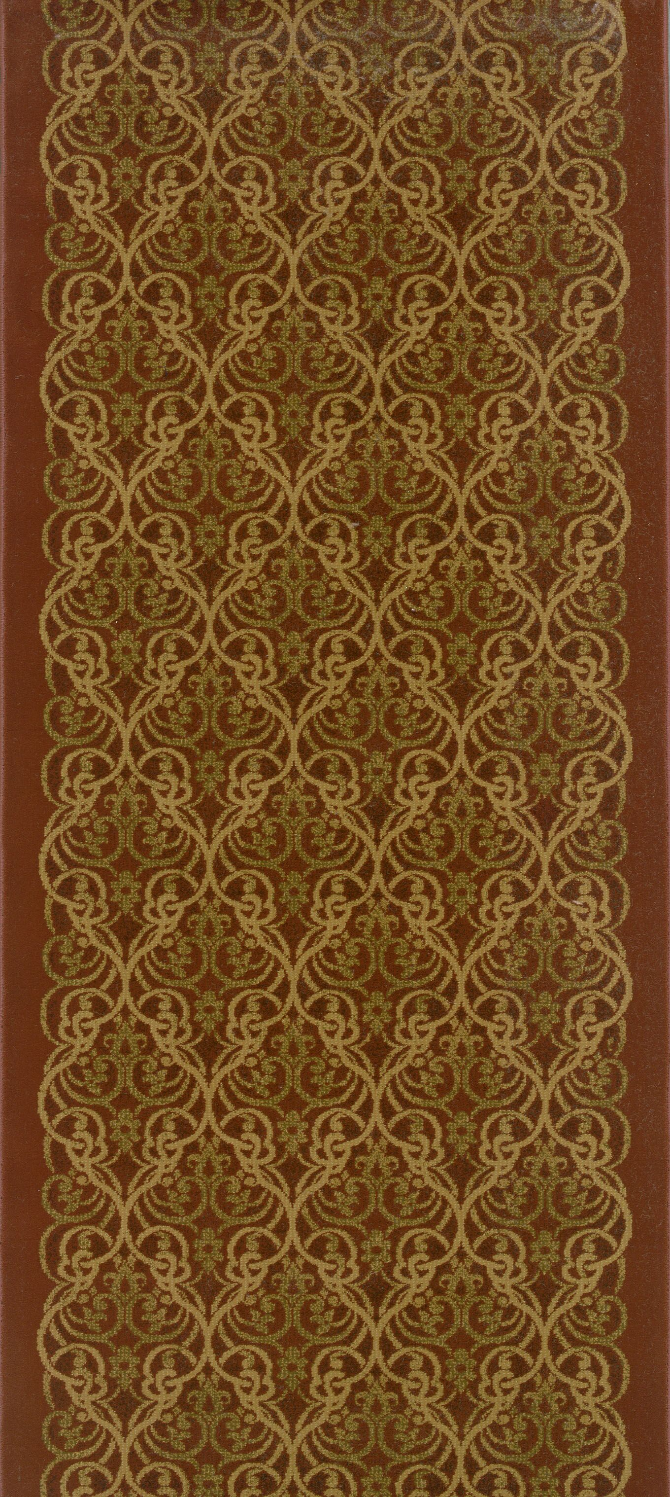 Shirdi Red Area Rug Rug Size: Runner 2'7