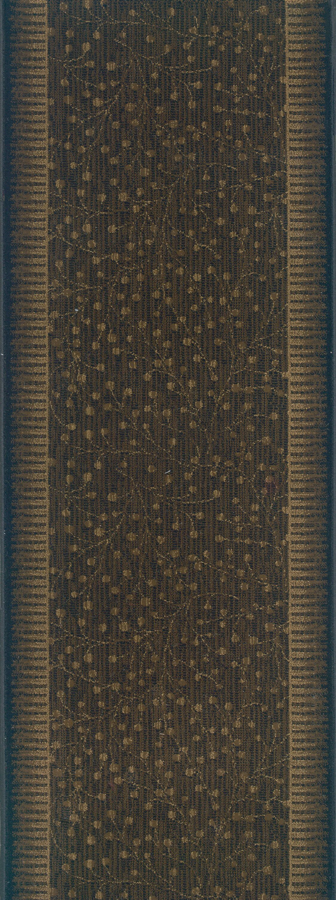 Silao Brown Area Rug Rug Size: Runner 2'2