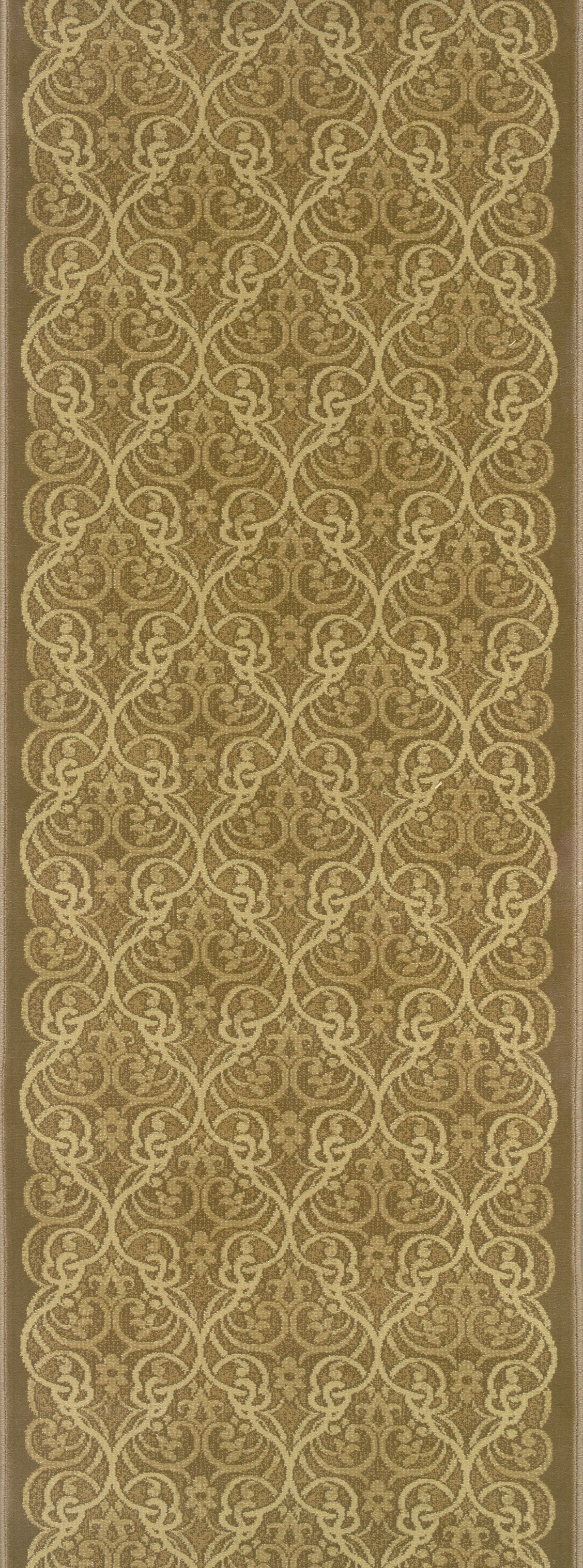 Silapathar Brown Area Rug Rug Size: Runner 2'7