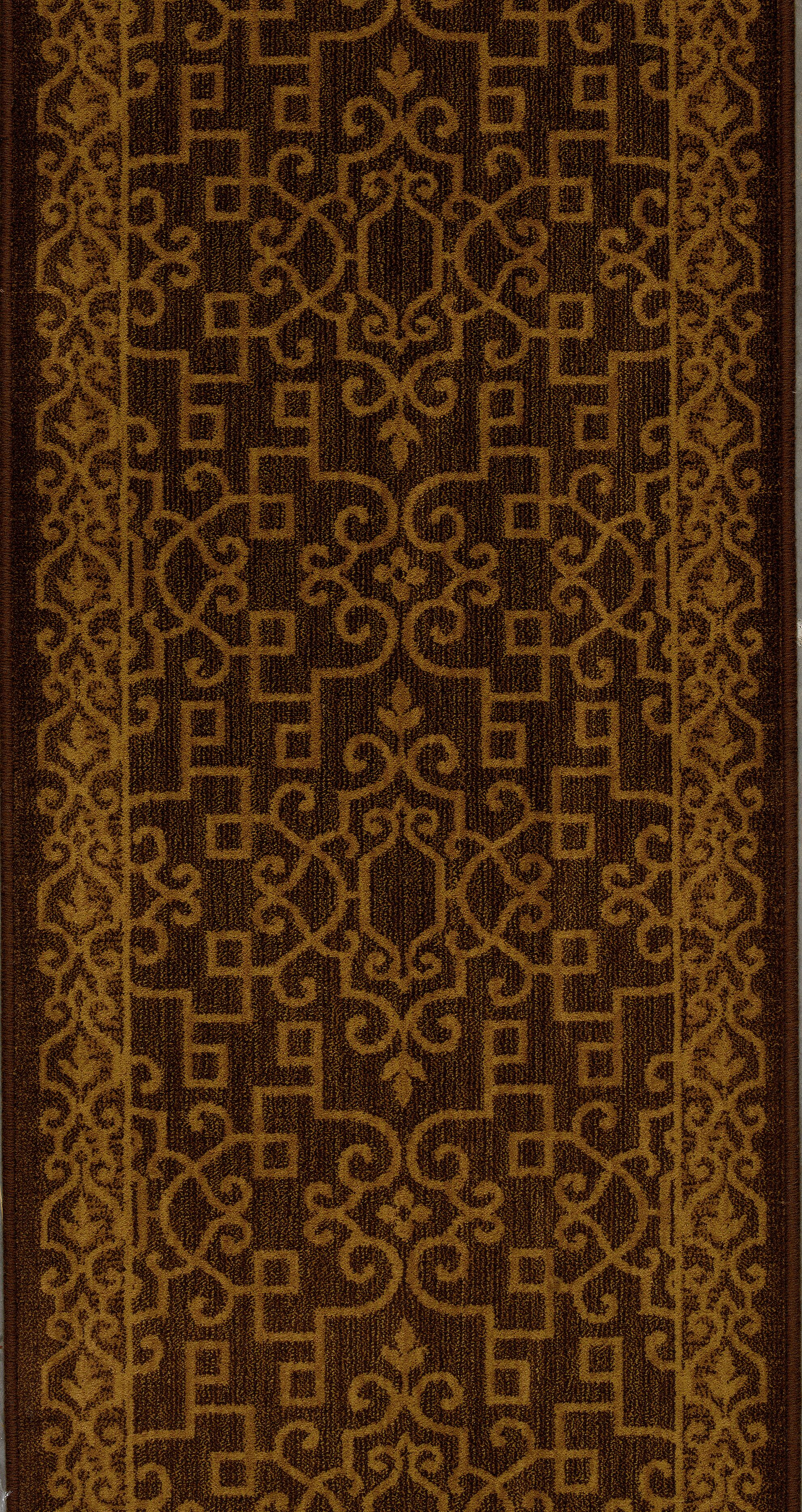 Sira Espresso Area Rug Rug Size: Runner 2'7