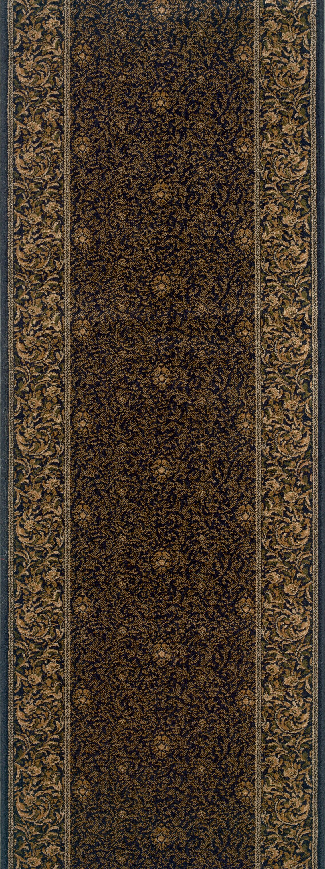 Sahib Brown Area Rug Rug Size: Runner 2'7