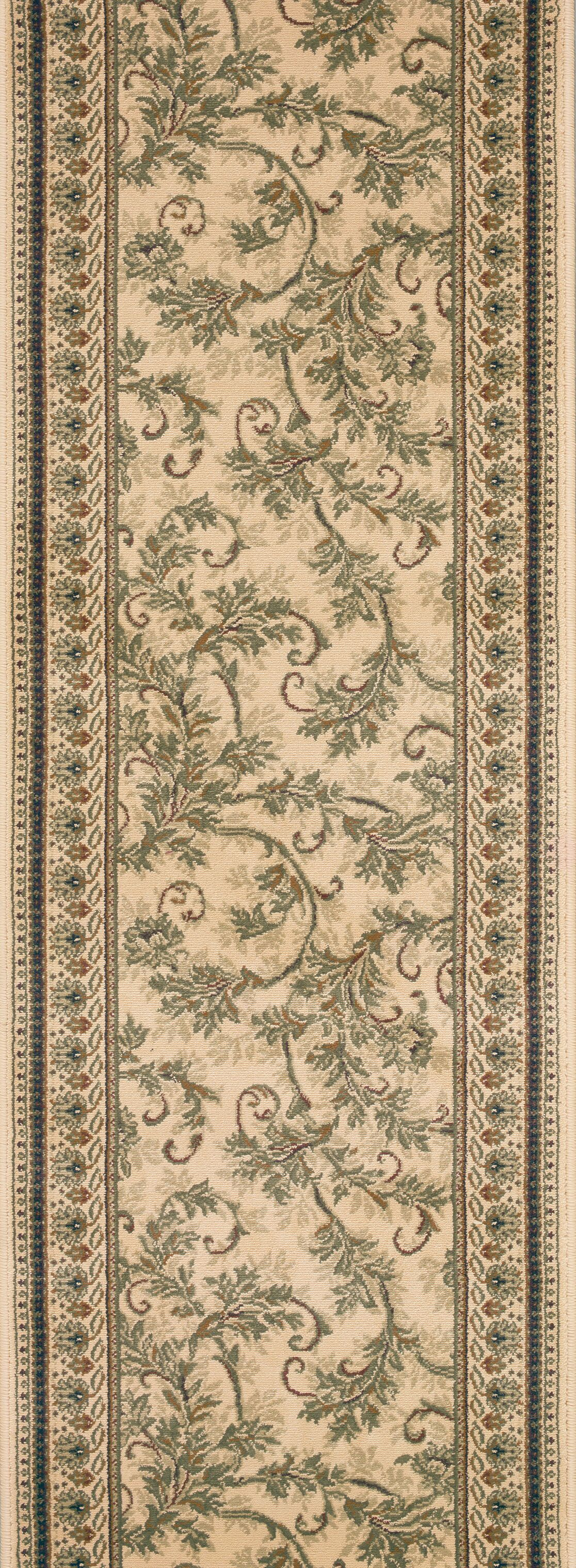 Solan Brown Area Rug Rug Size: Runner 2'2