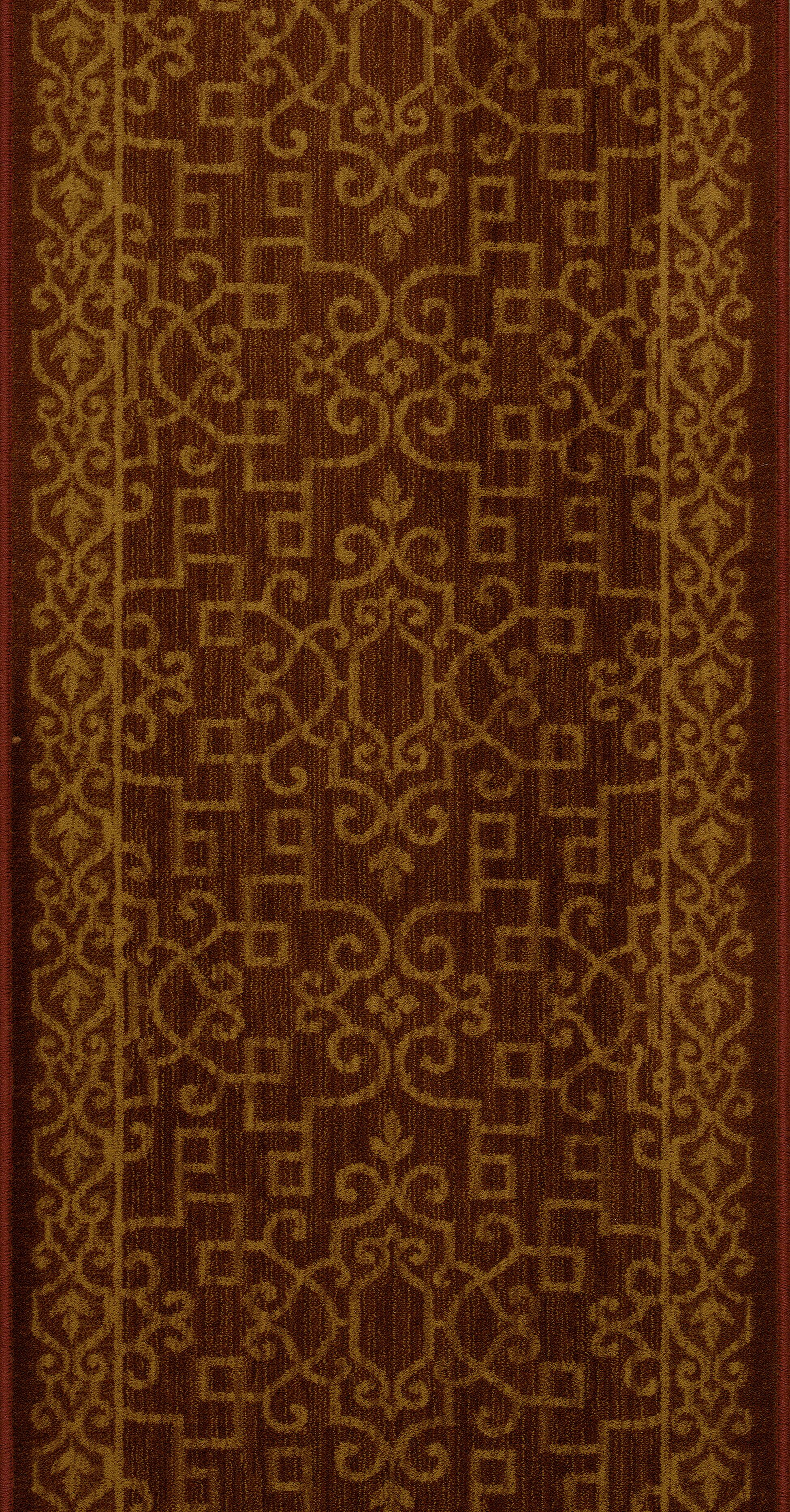 Sopore Brown Area Rug Rug Size: Runner 2'2