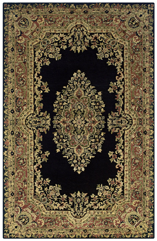 Umarkhed Hand-Tufted Area Rug Rug Size: Rectangle 5' x 8'