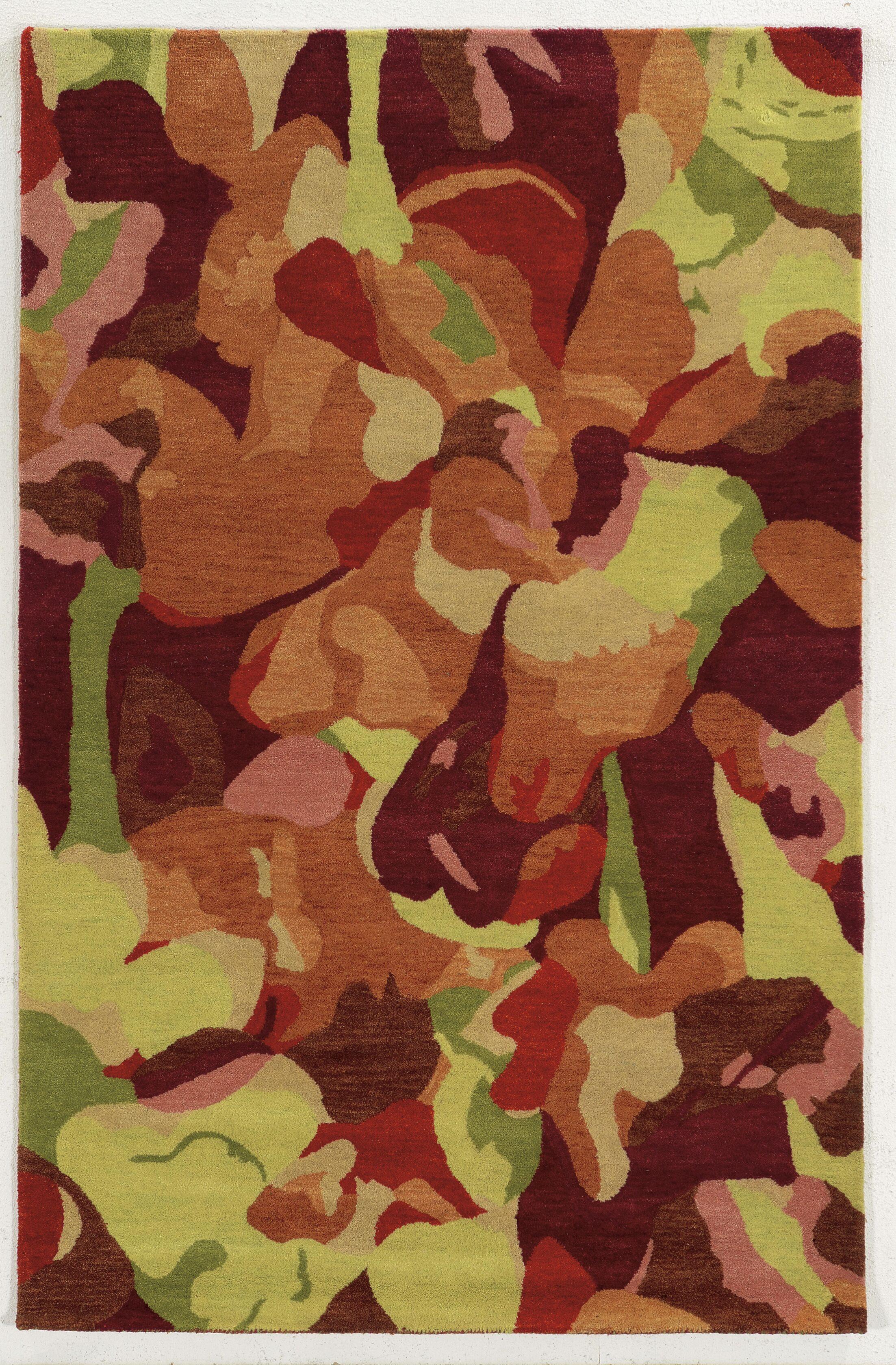 Heysham Hand-Tufted Area Rug Rug Size: Rectangle 2' x 3'