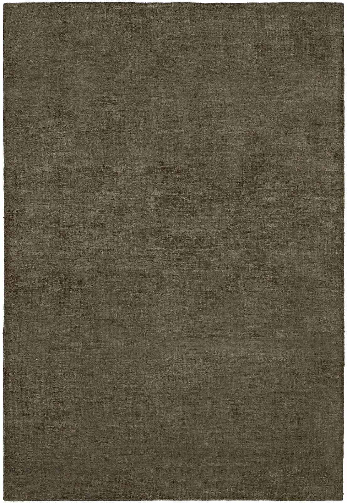 Barman Hand-Woven Gray Area Rug Rug Size: 9' x 12'