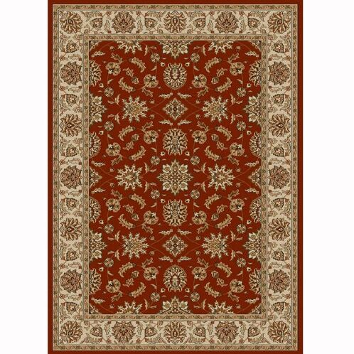 Weisgerber Brick Area Rug Rug Size: Rectangle 5'5