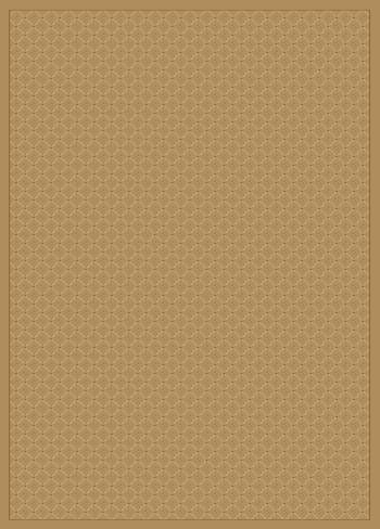Quill Beige Area Rug Rug Size: Rectangle 7'9