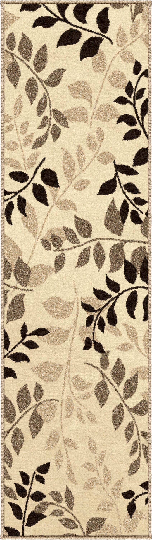 Sierra Olive Grove Beige Indoor/Outdoor Area Rug Rug Size: Rectangle 5'2