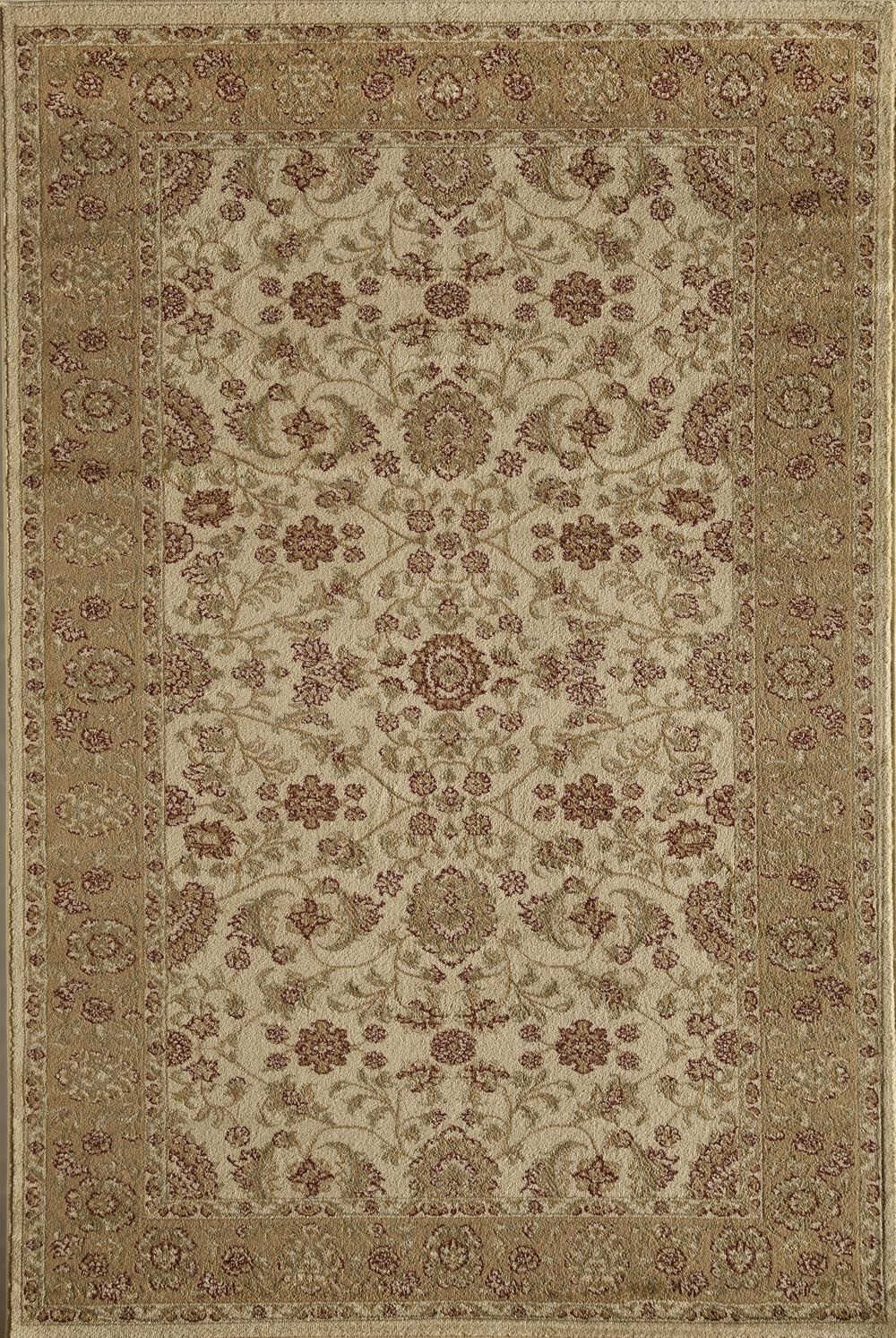 Berghoff Area Rug Rug Size: Rectangle 5'3