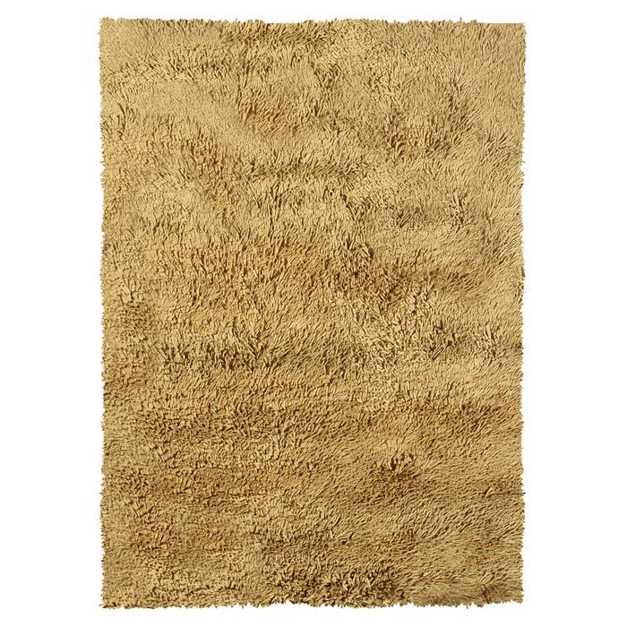 Liam Hand-Hooked Dijon Area Rug Rug Size: Rectangle 5'3