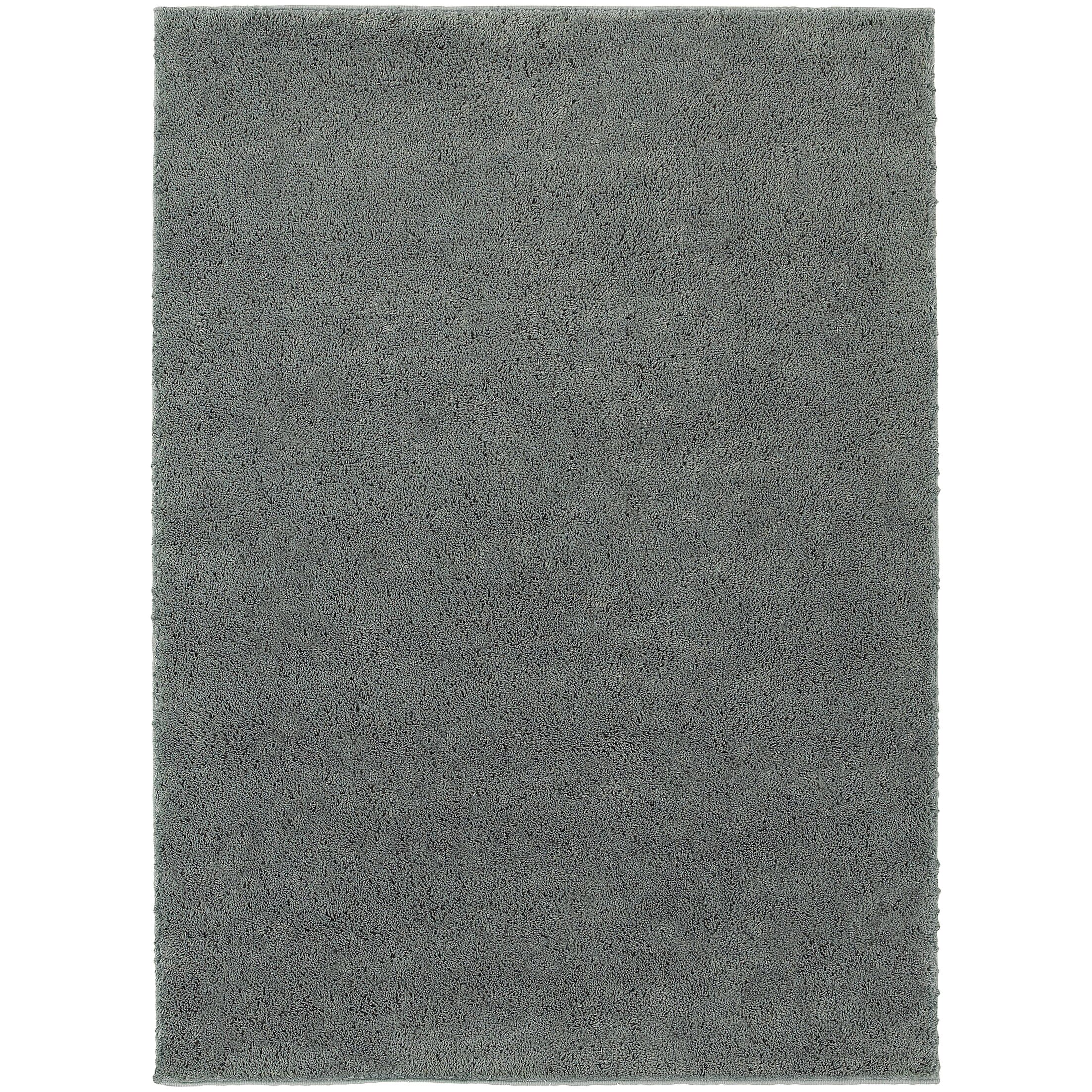 Hanson Blue Area Rug Rug Size: Rectangle 7'10
