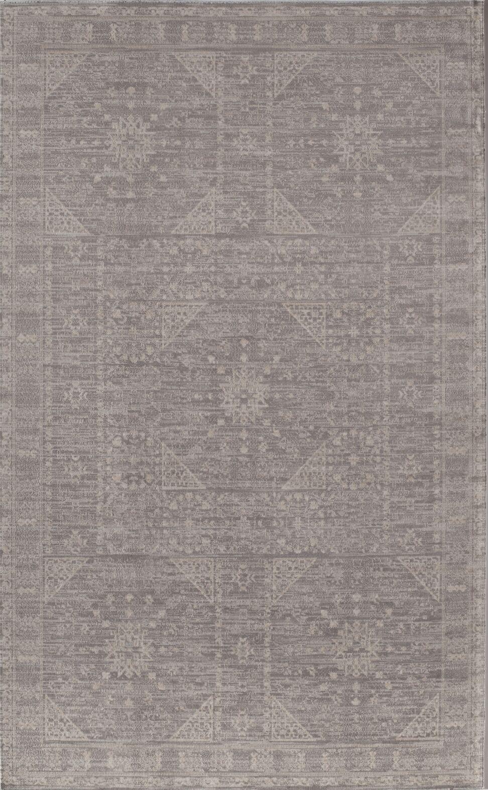 Wilshire Gray Area Rug Rug Size: Rectangle 8' x 10'
