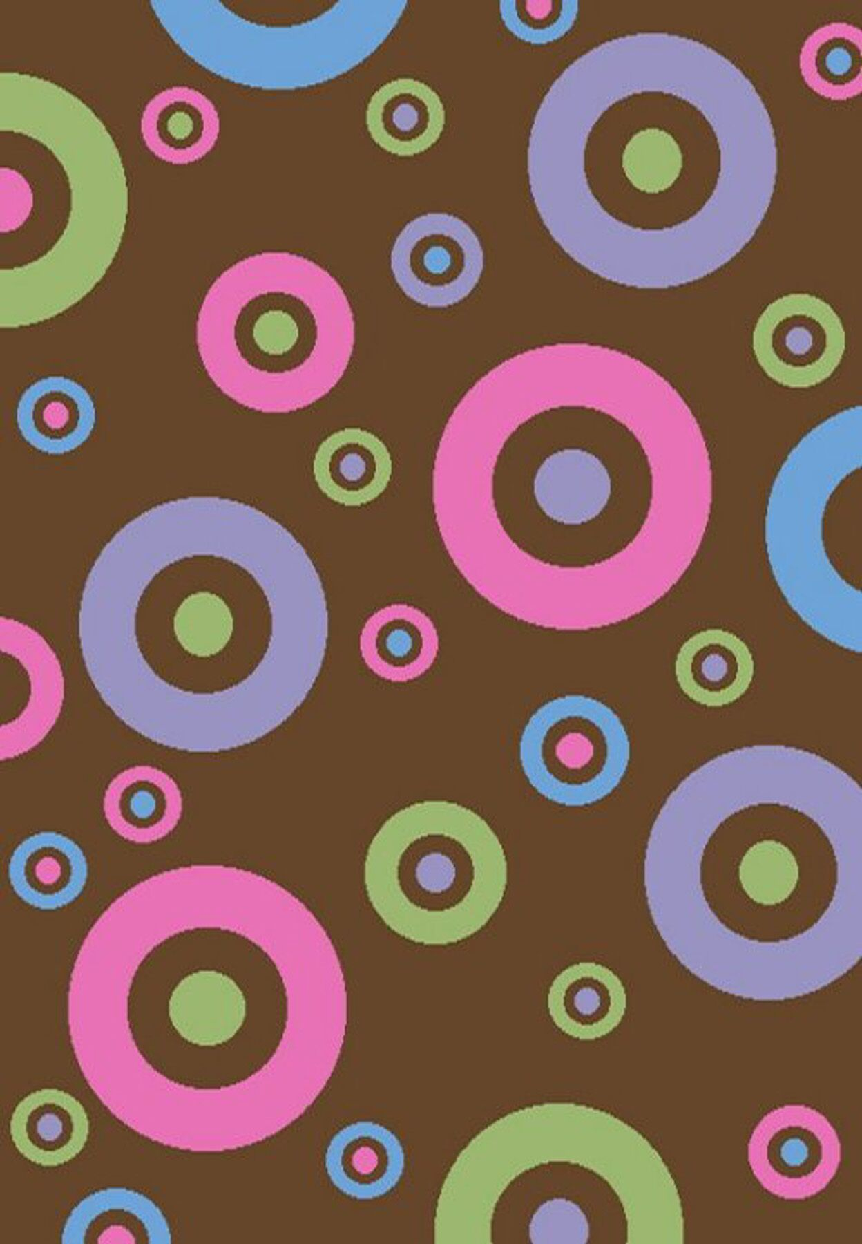 Alisa Dots in Dots Kids Rug Rug Size: 3'4