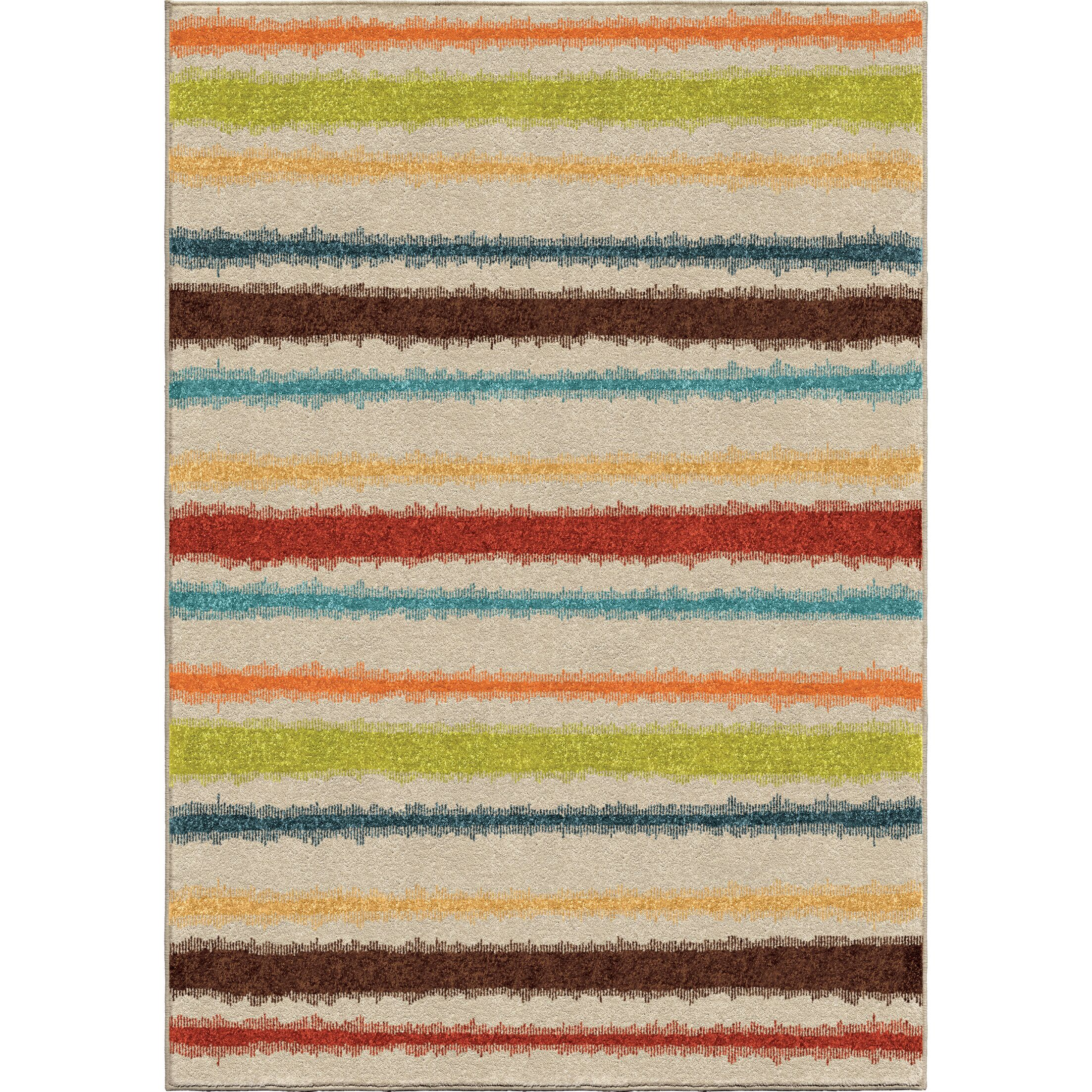 Maureen Cream Area Rug Rug Size: Rectangle 5'2