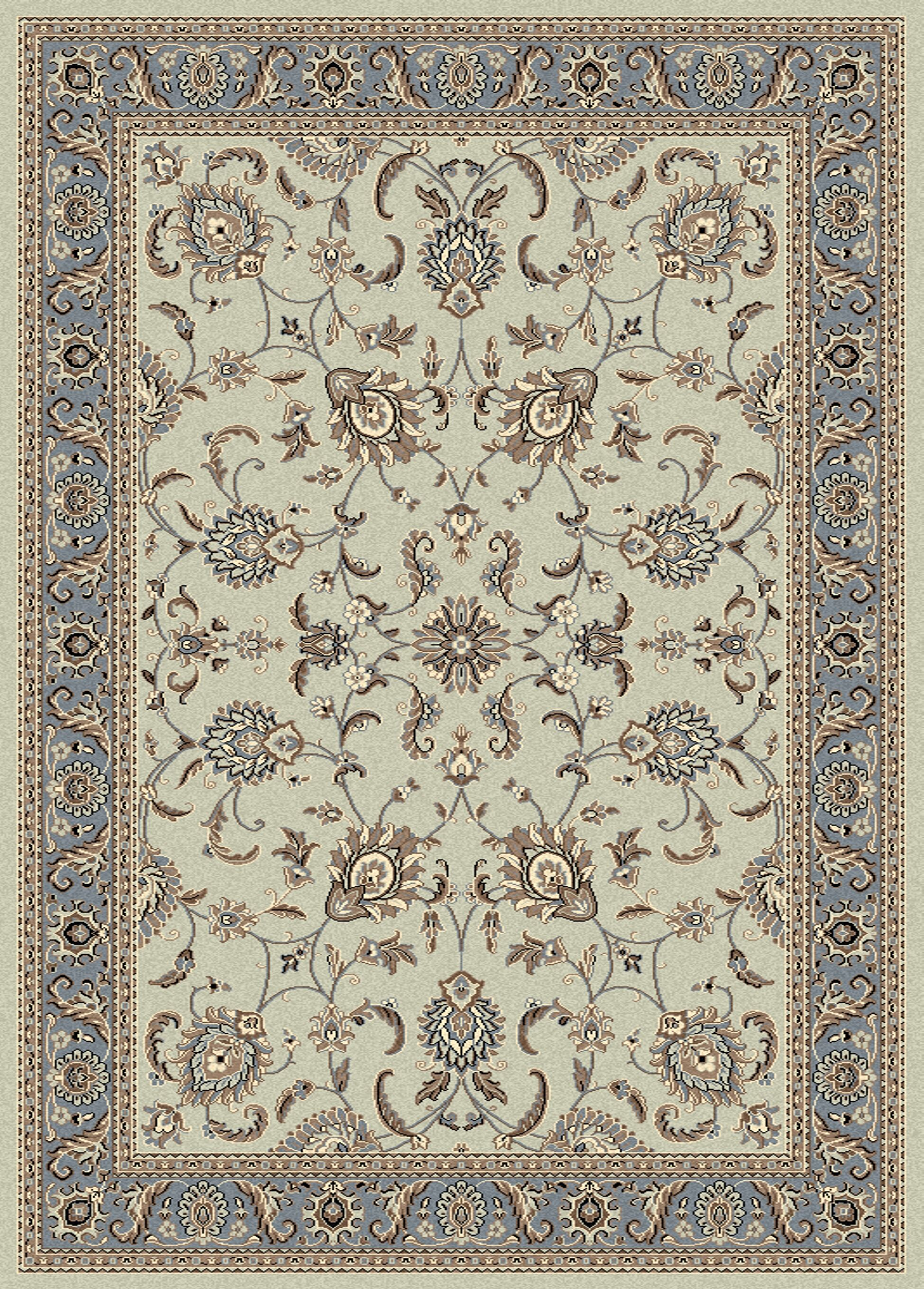 Weiser Green Area Rug Rug Size: Rectangle 5'5