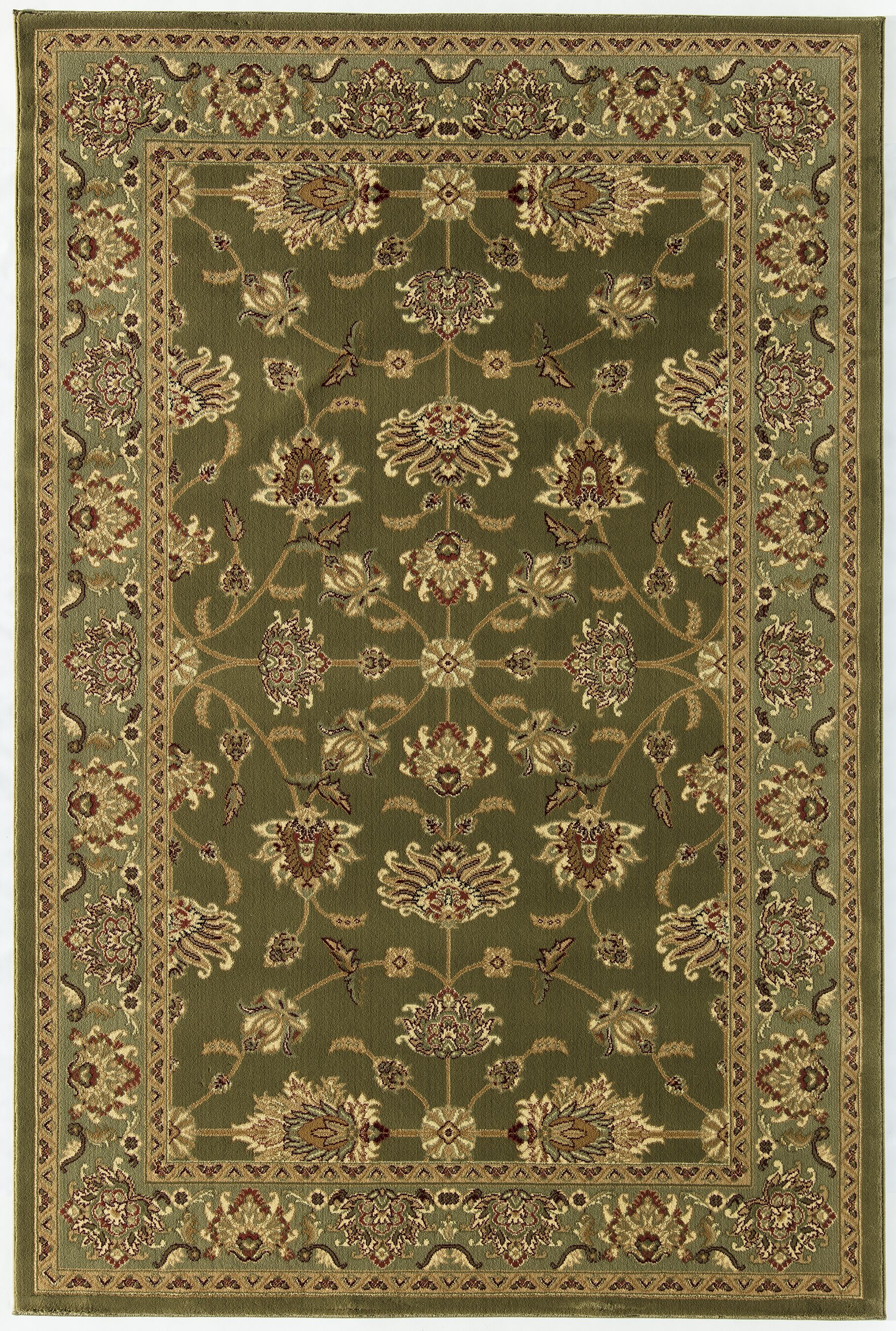 Gloucester Green Area Rug Rug Size: Rectangle 9'10
