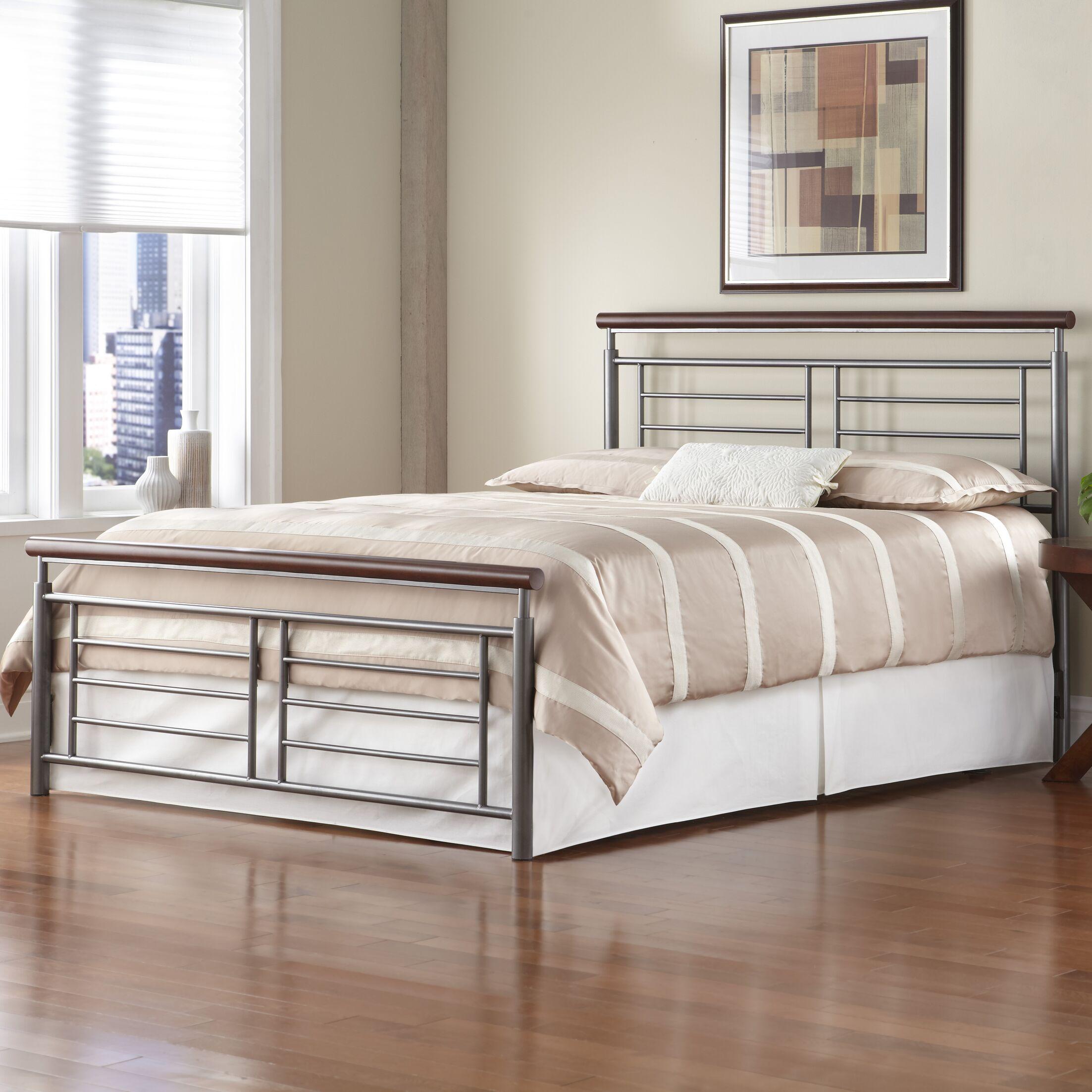 Margaret Panel Bed Size: Full
