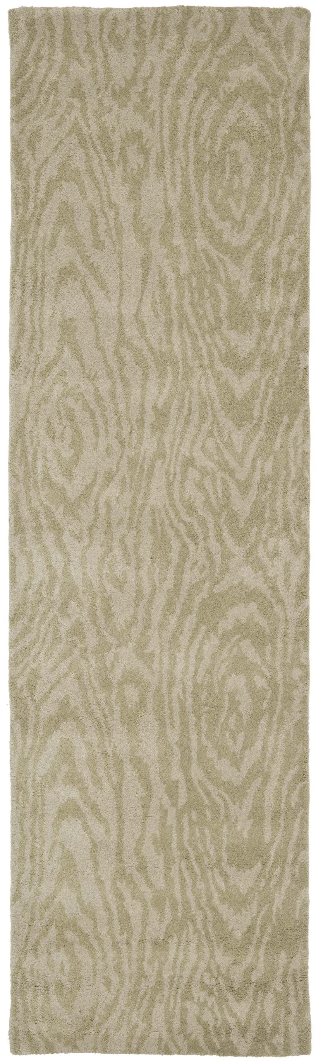 Hand-Woven Potter's Clay Area Rug Rug Size: Runner 2'3