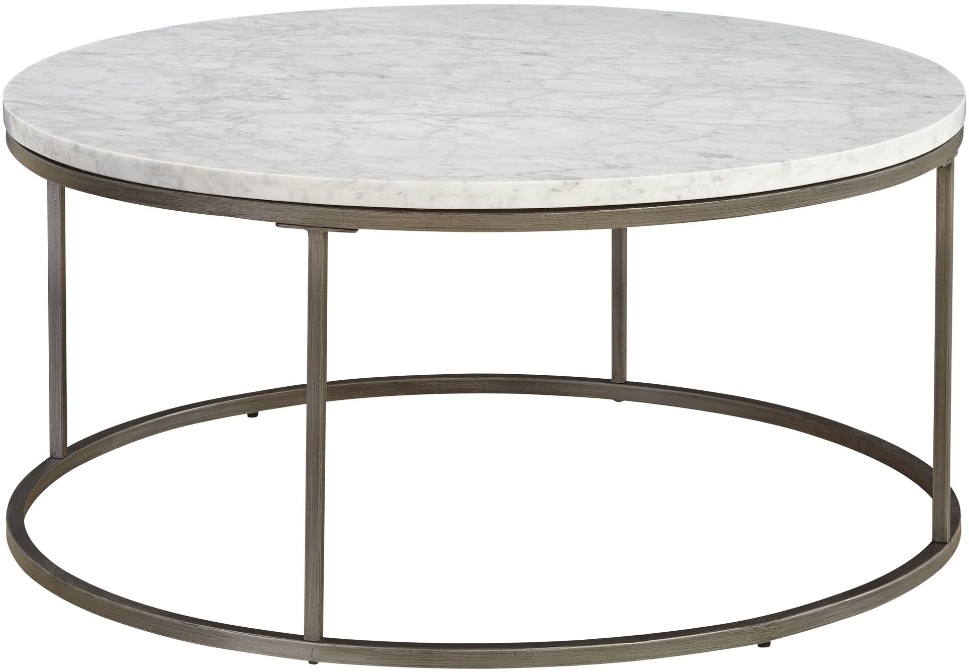 Louisa Coffee Table Top Color: White Marble