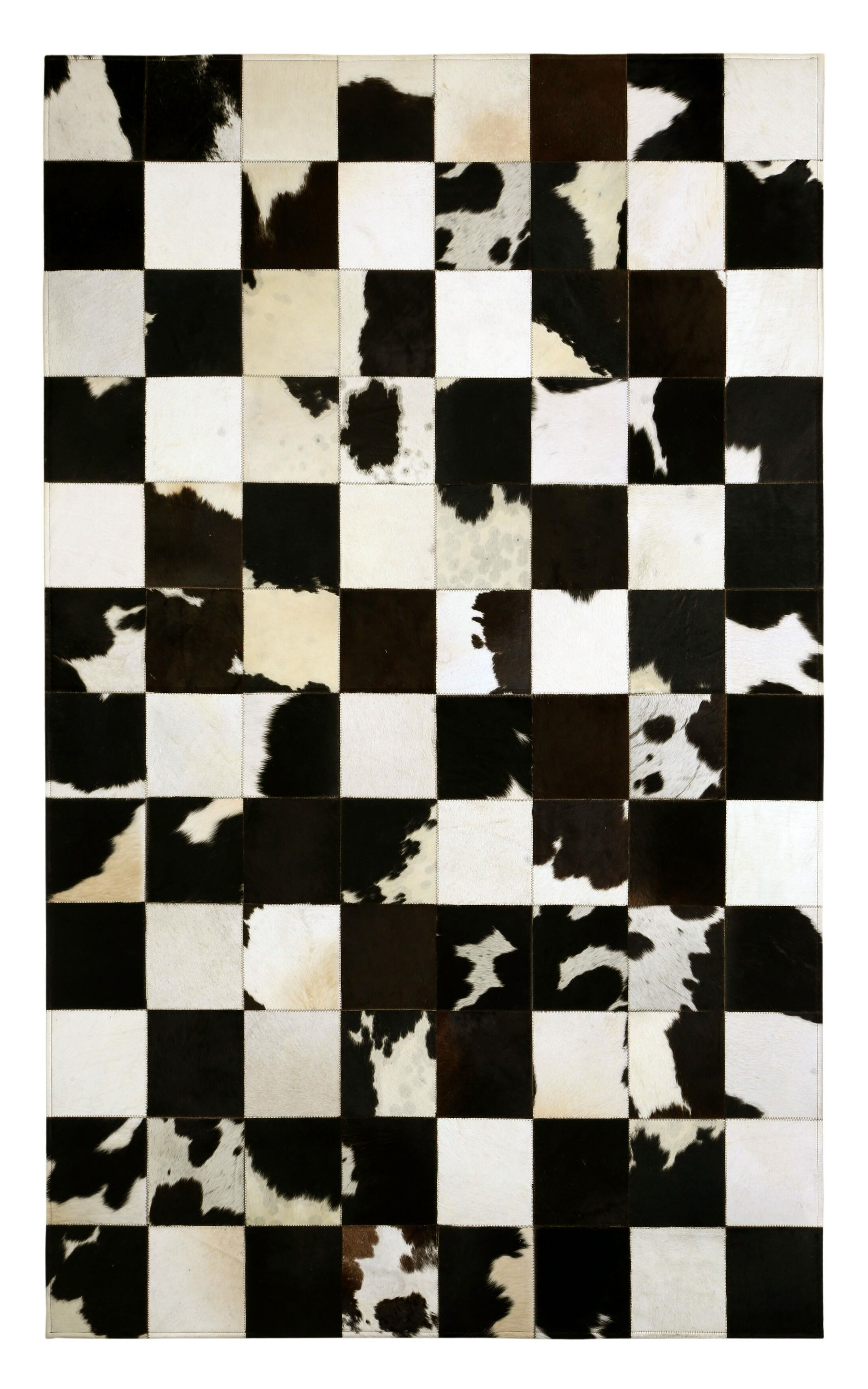 Merle Dark Brown/Charcoal Area Rug Rug Size: 8' x 10'
