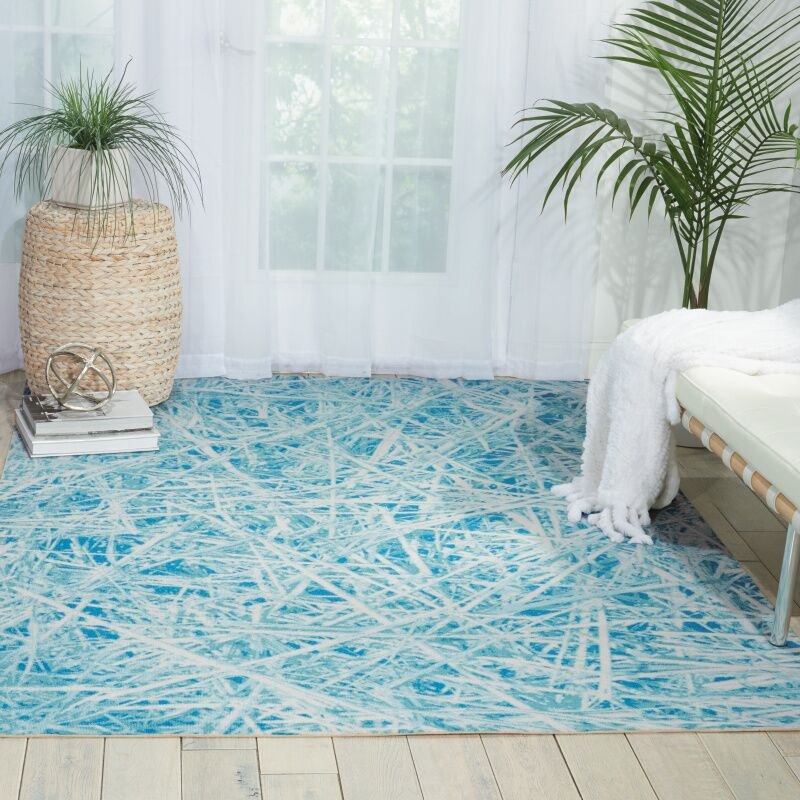 Adamov Marine Indoor/Outdoor Area Rug Rug Size: Rectangle 7'9