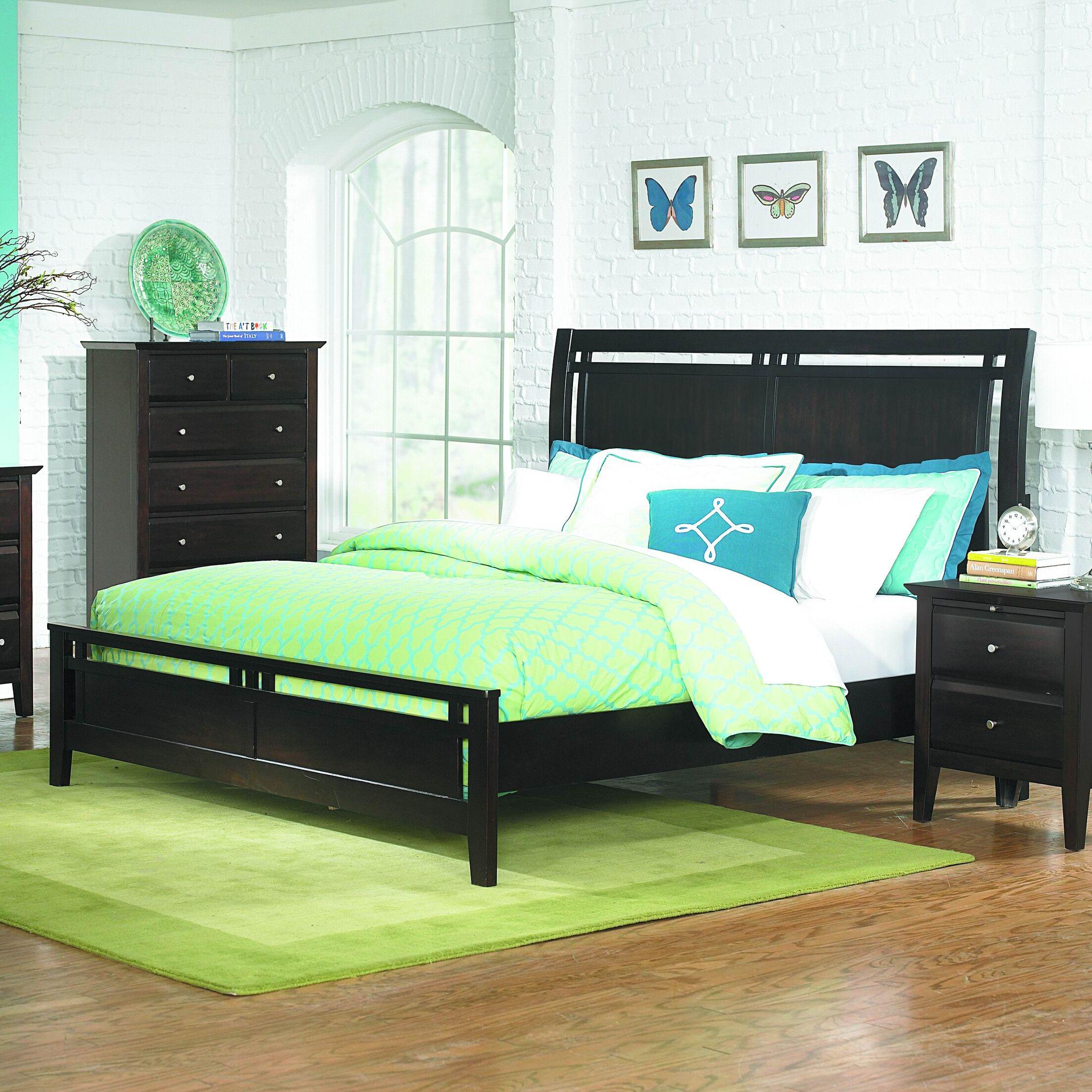Gliese Platform Bed Size: Queen