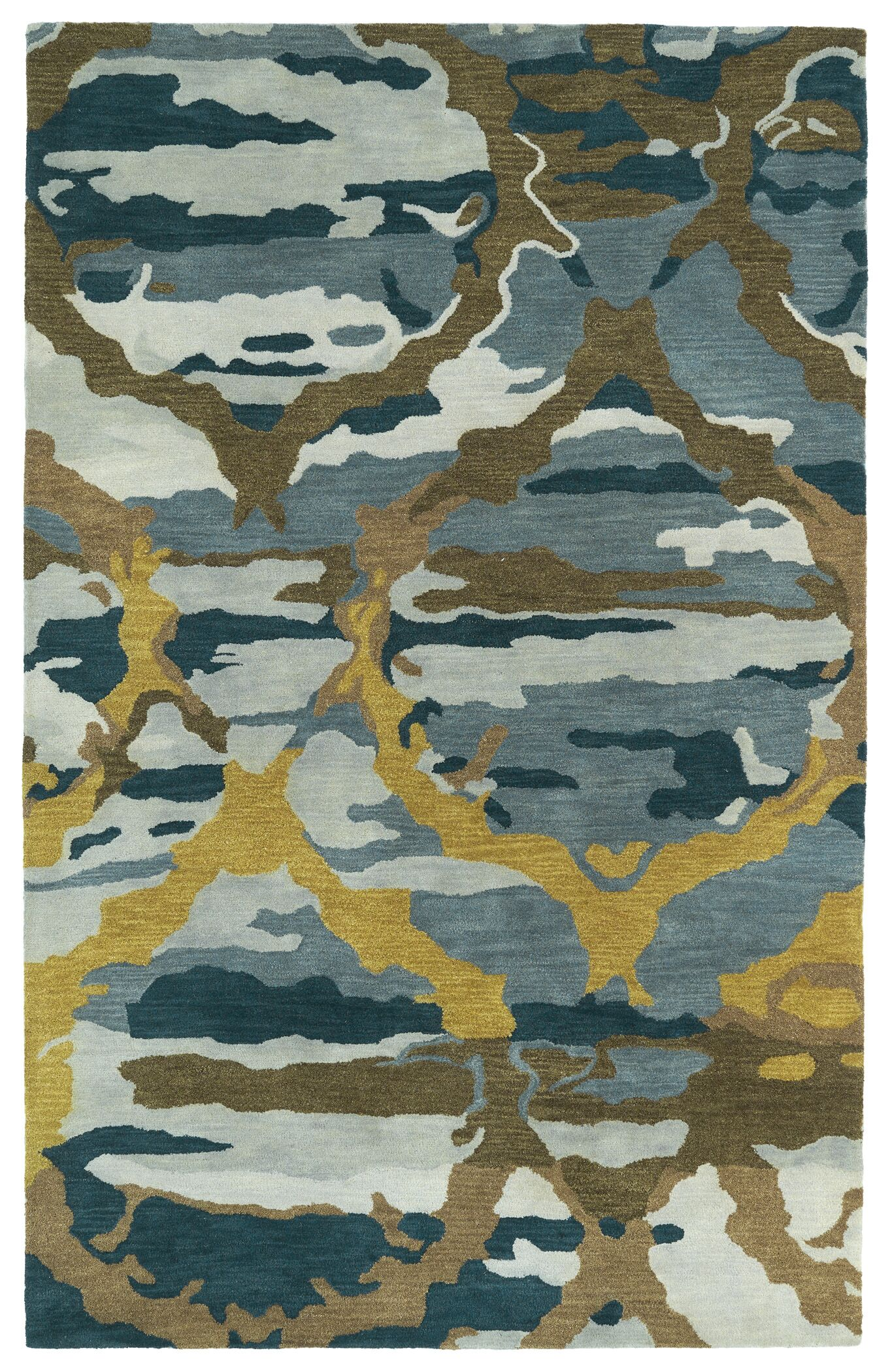 Virginis Area Rug Rug Size: Rectangle 5' x 7'9