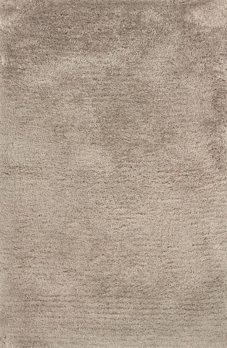 Albritton Hand-made Beige Area Rug Rug Size: Rectangle 6'6
