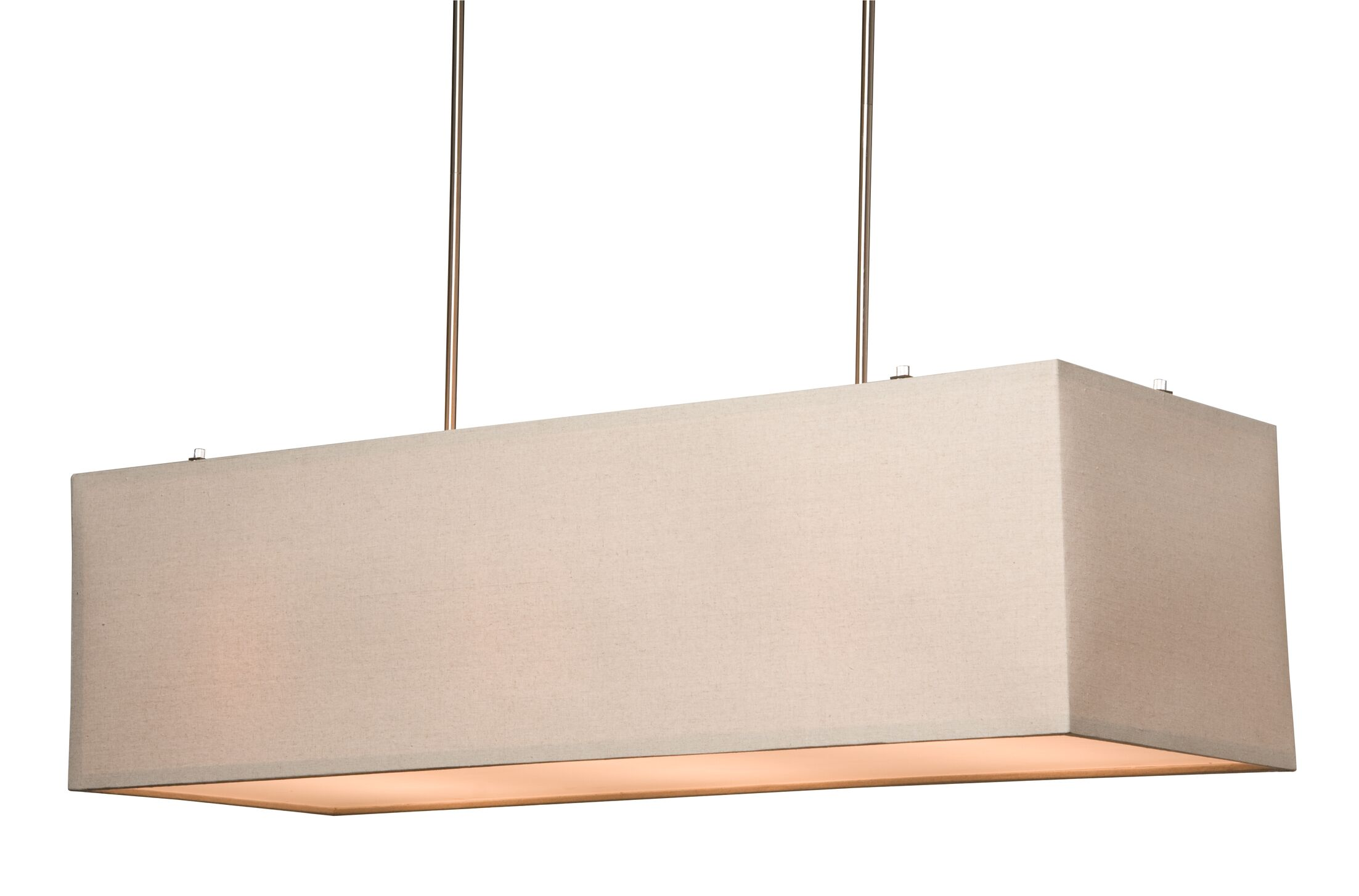 Stabile 5 Light Pendant Shade Color: Oatmeal