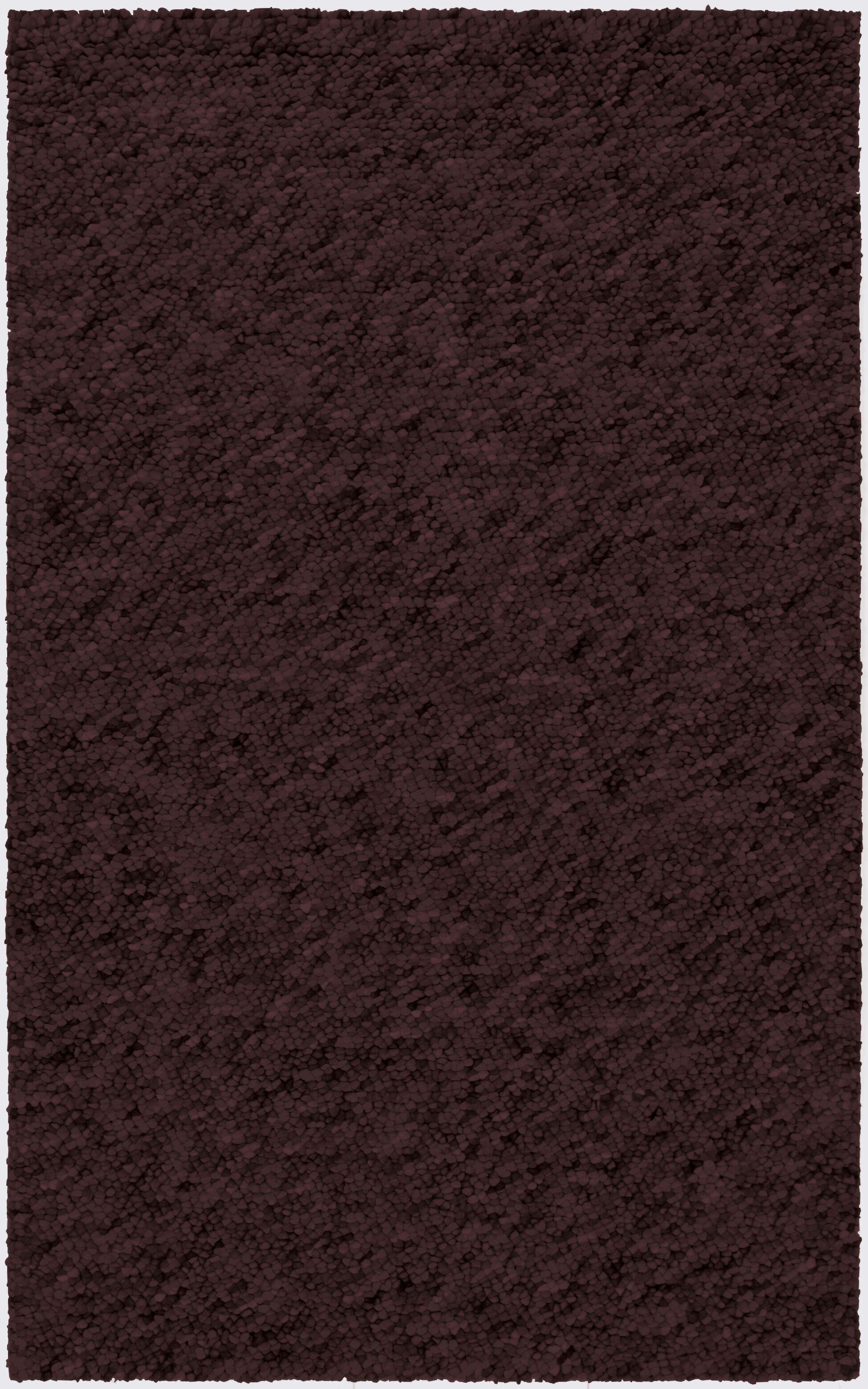 Pablo Burgundy Rug Rug Size: Rectangle 8' x 10'
