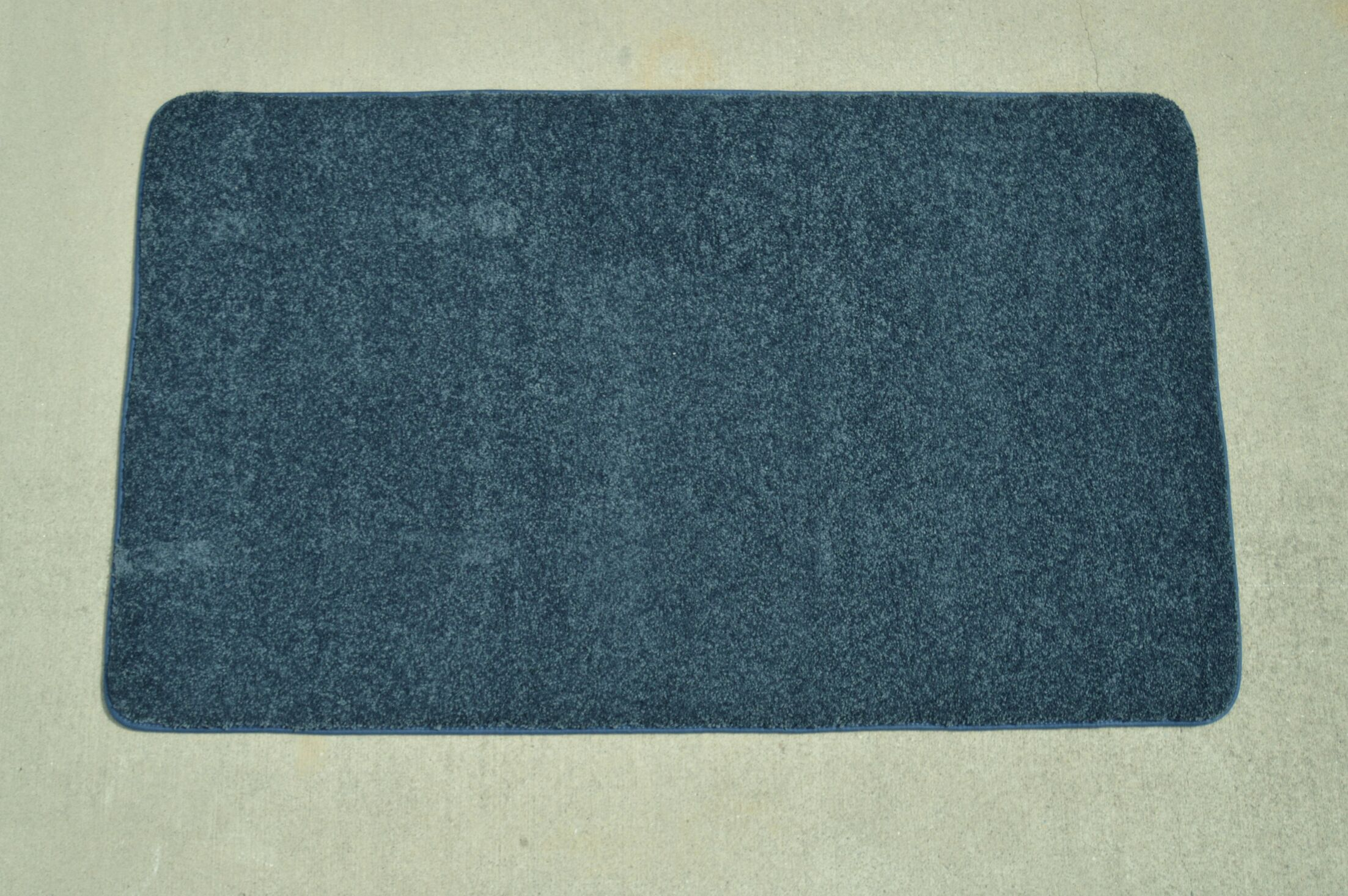 Makenna Colonial Blue Area Rug Rug Size: 5' x 8'