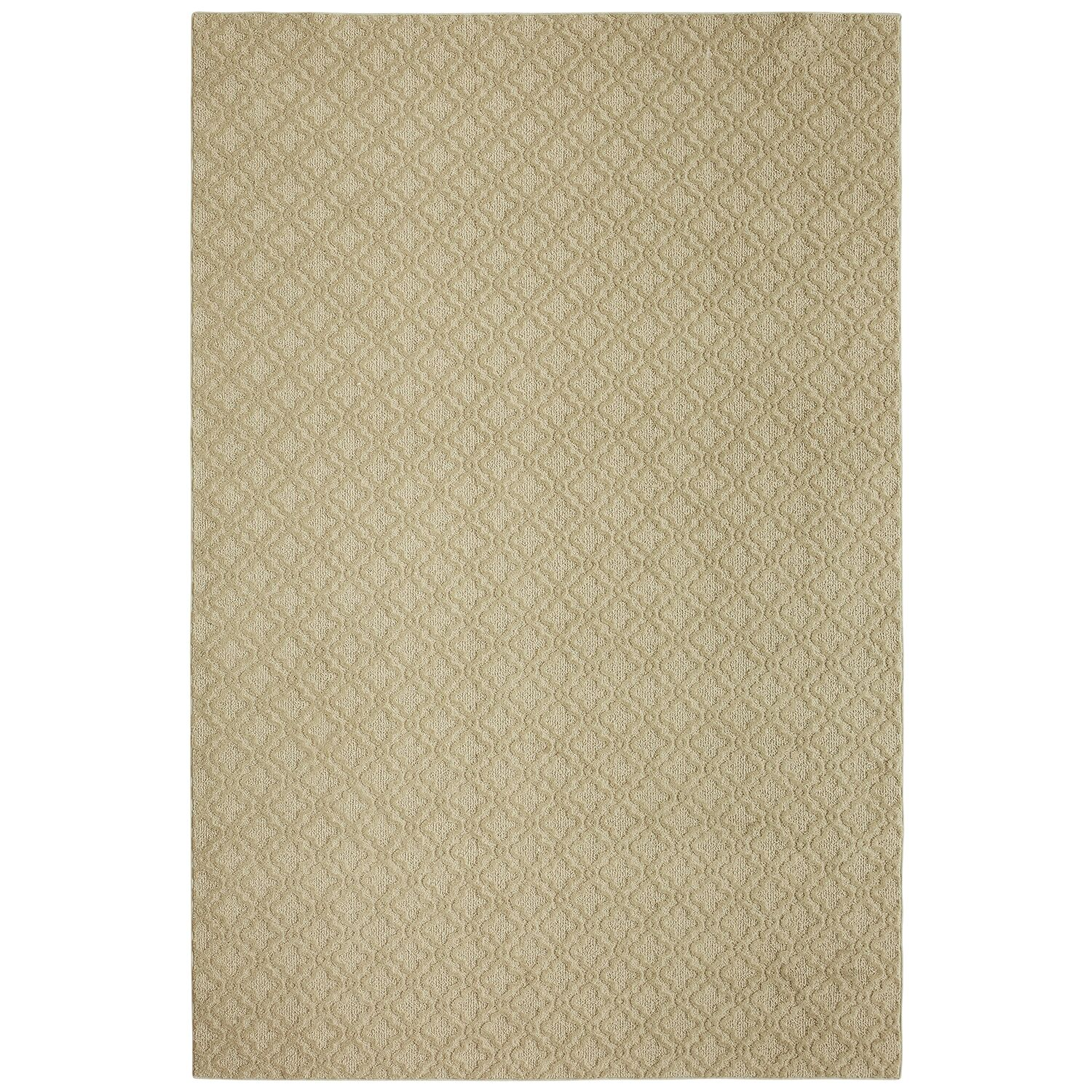 Bettie New Spring Hand-Tufted Neutral Area Rug Rug Size: Rectangle 6' x 9'