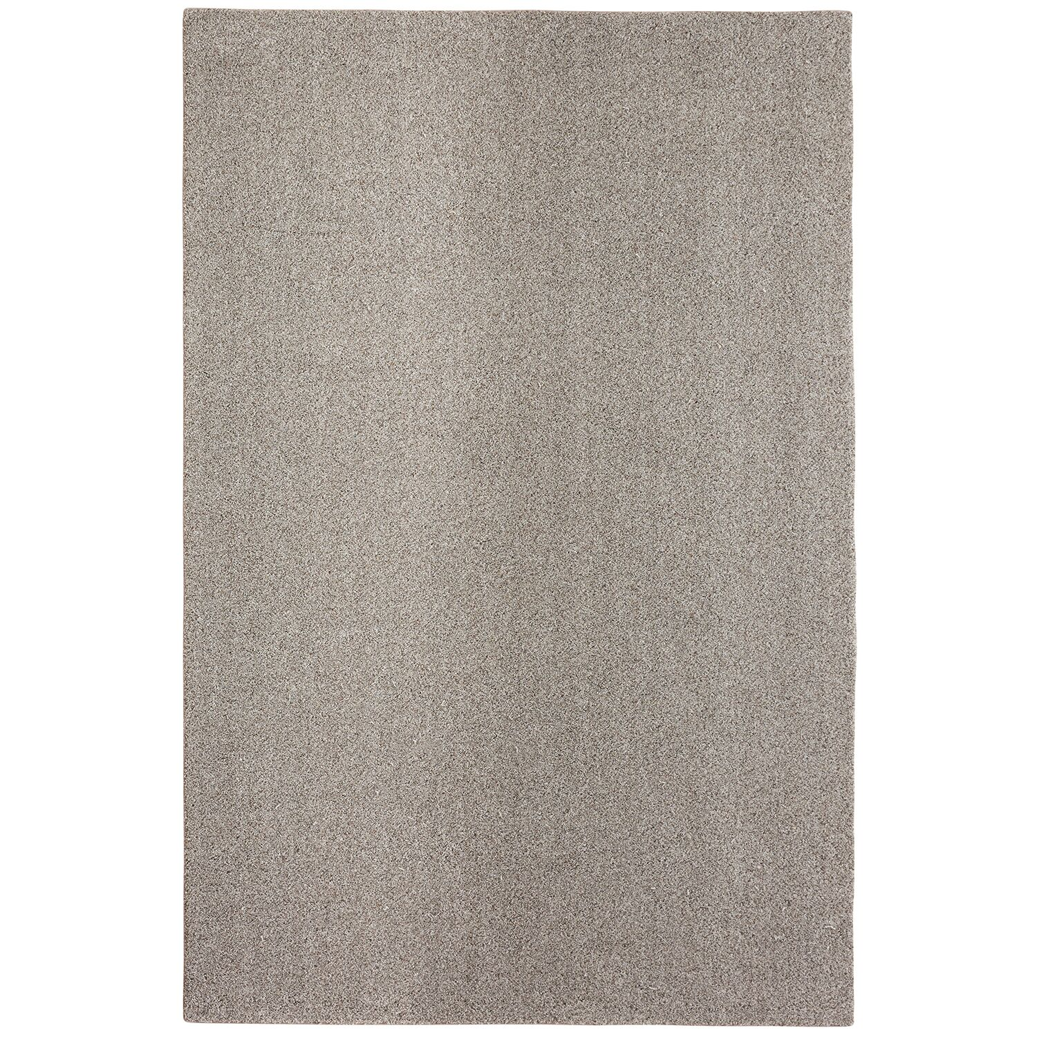 Bettie Hand-Tufted Gray Area Rug Rug Size: Rectangle 9' x 12'